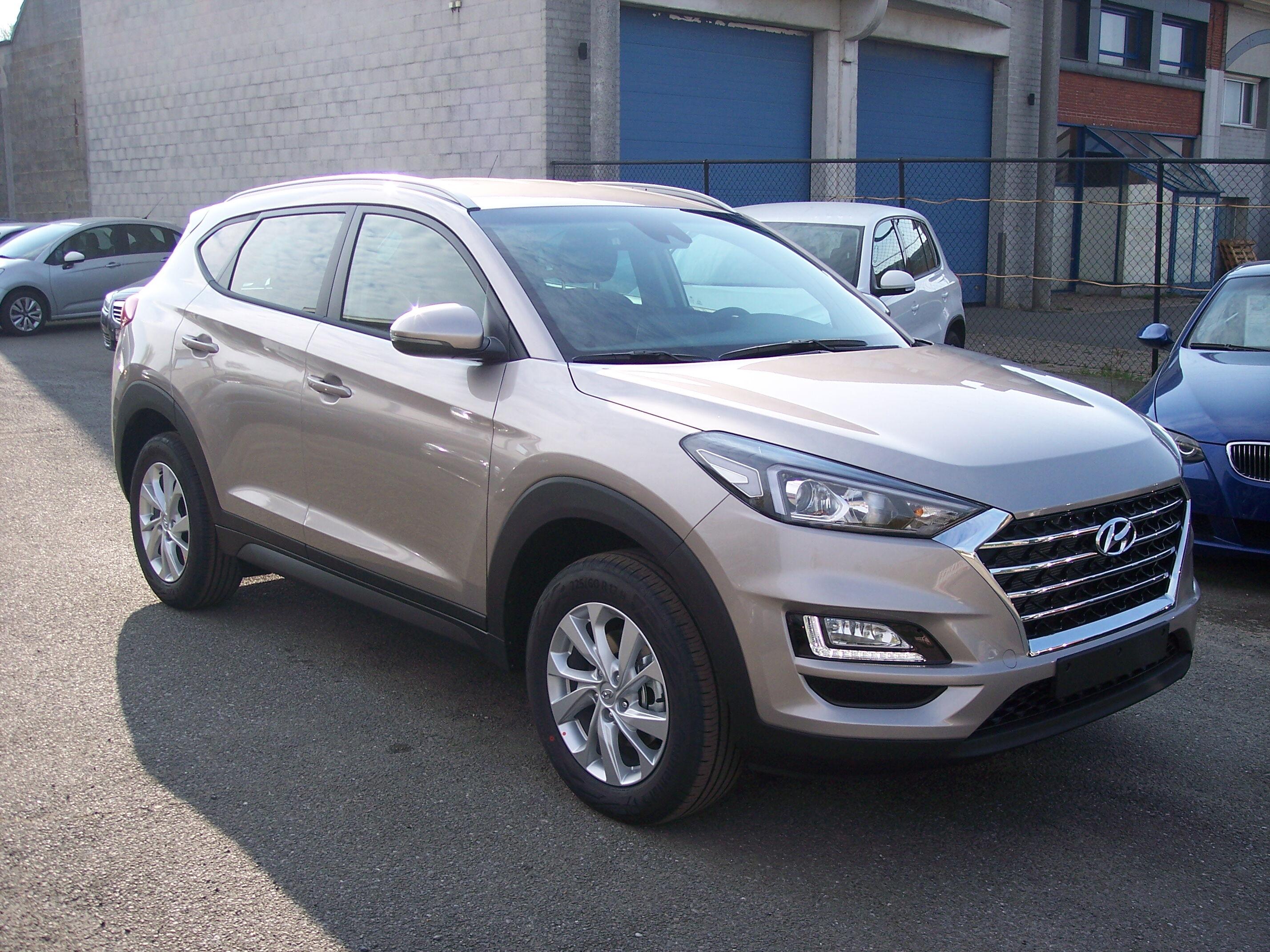 Hyundai Tuson NEW TUCSON 1.6 GDI ISG 10/19