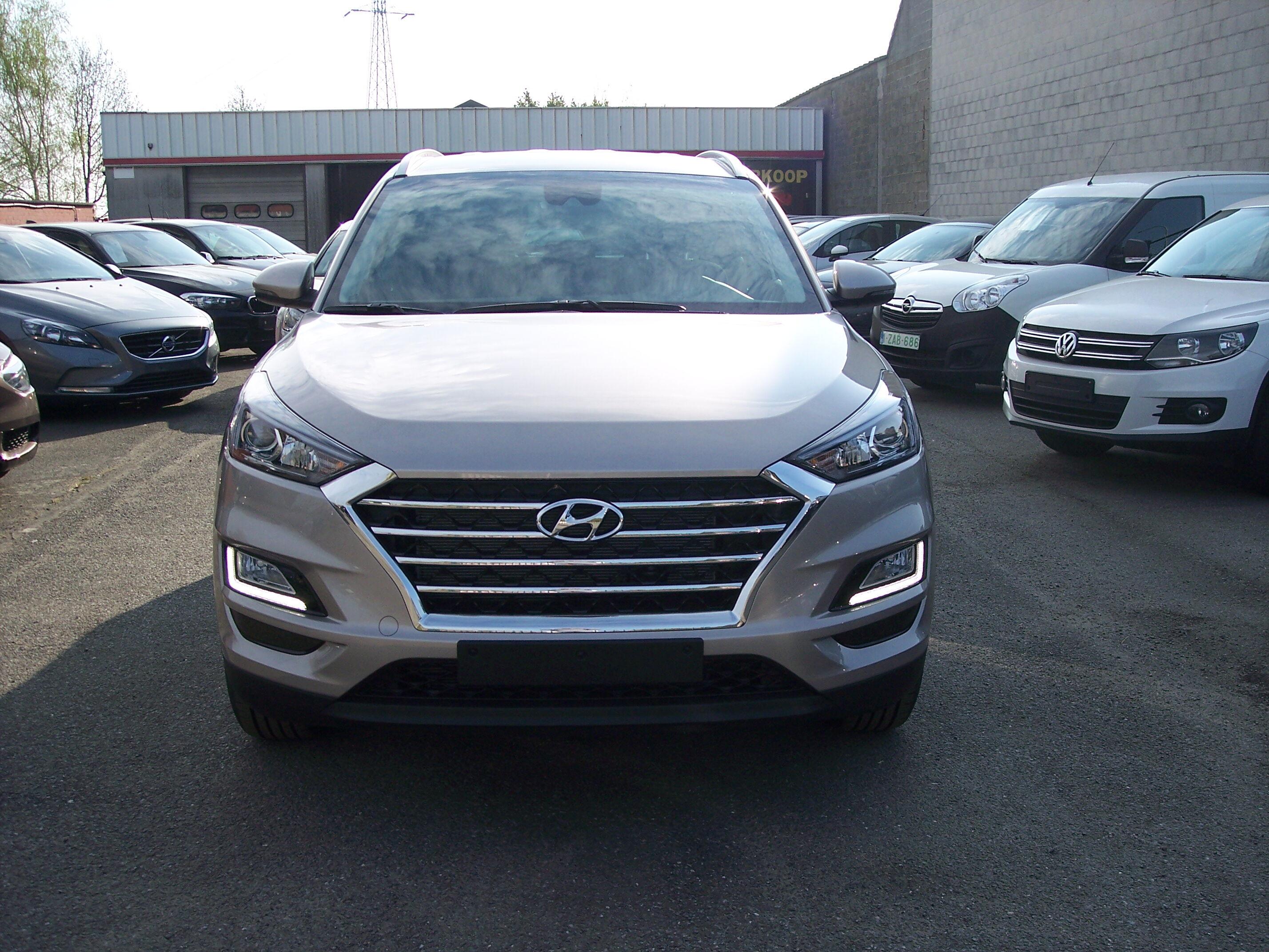 Hyundai Tuson NEW TUCSON 1.6 GDI ISG 8/19