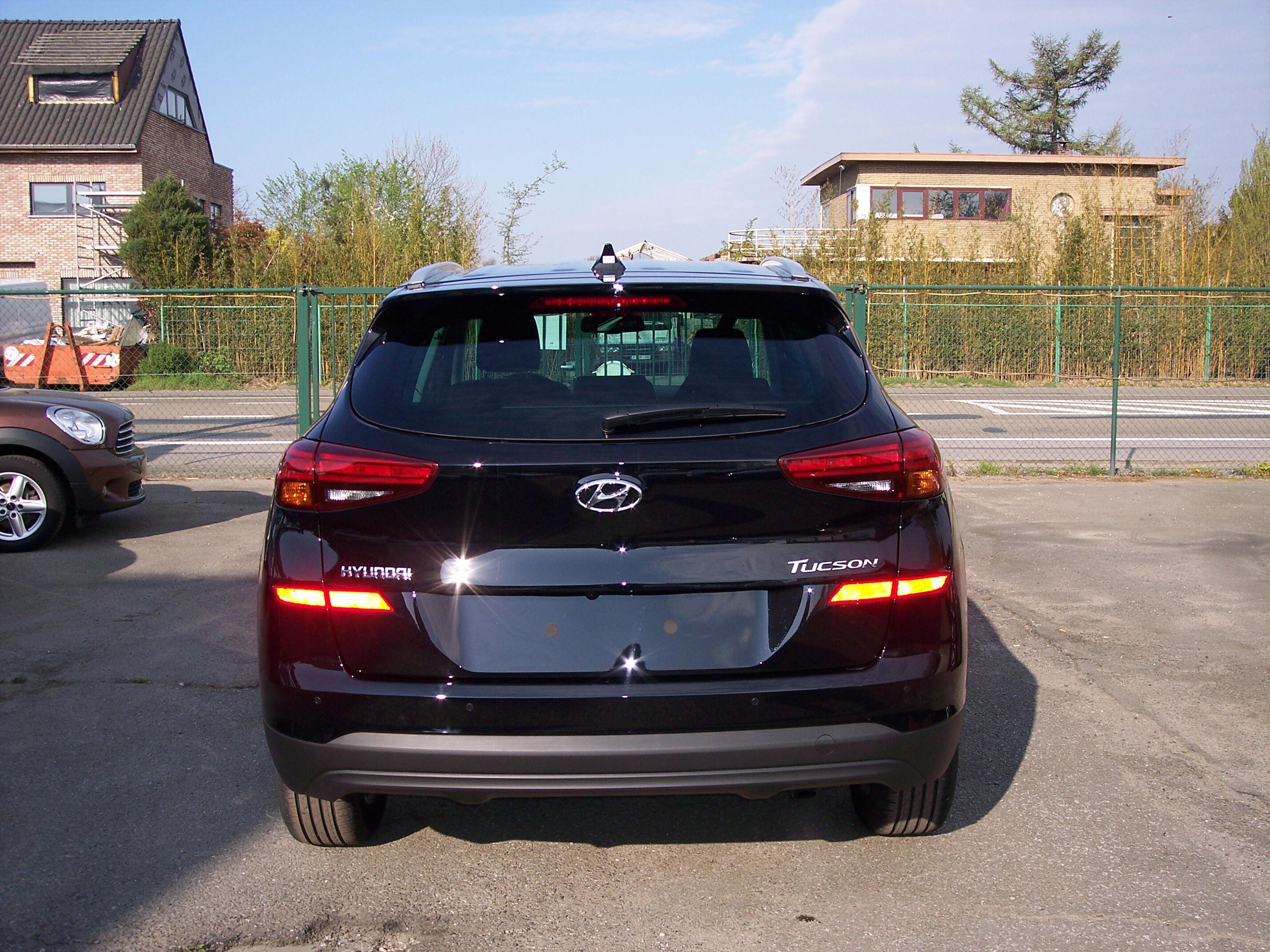 Hyundai Tuson NEW TUCSON 1.6 GDI ISG 4/19