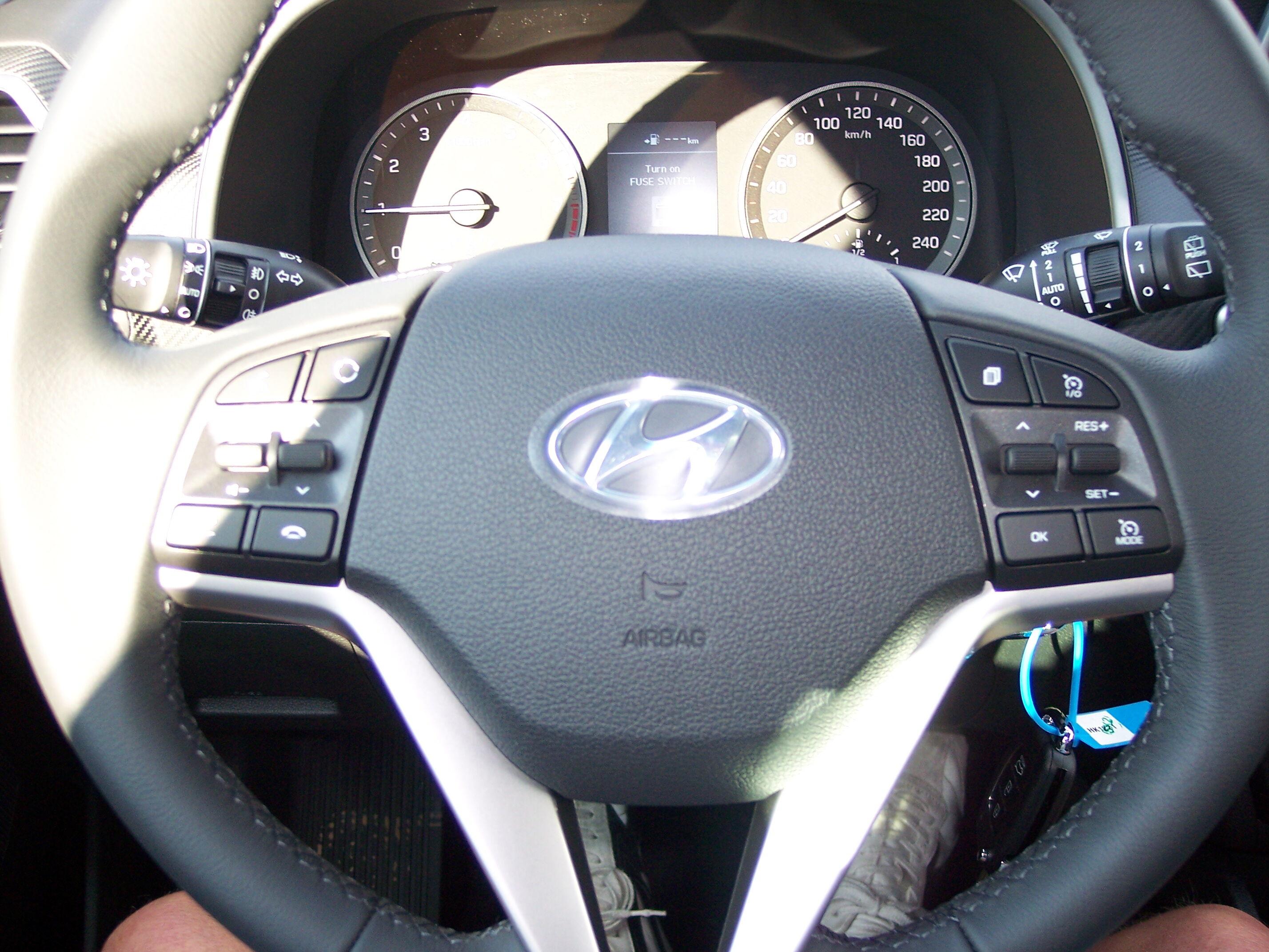 Hyundai Tuson NEW TUCSON 1.6 GDI ISG 18/19
