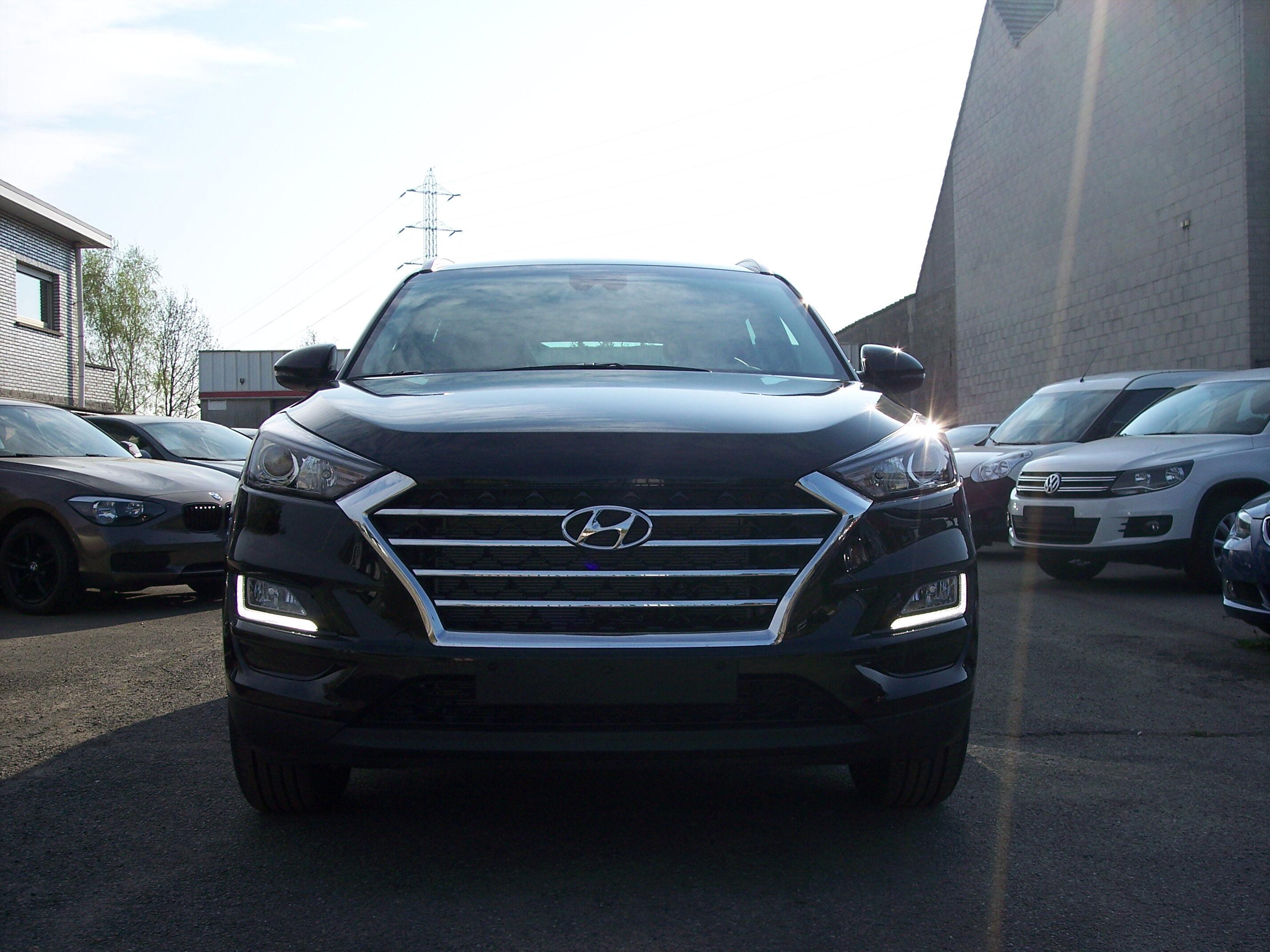 Hyundai Tuson NEW TUCSON 1.6 GDI ISG 2/19