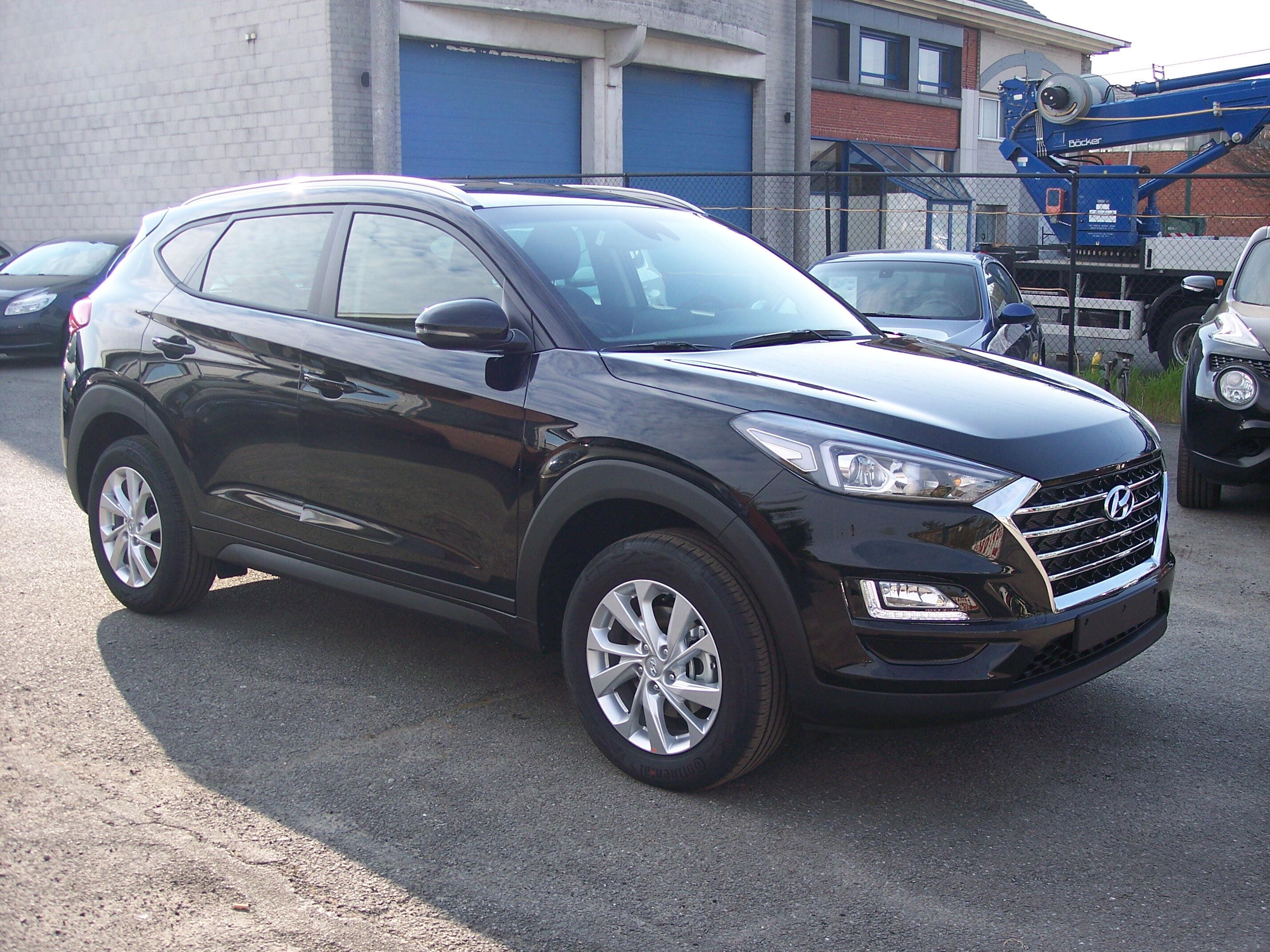 Hyundai Tuson NEW TUCSON 1.6 GDI ISG 3/19