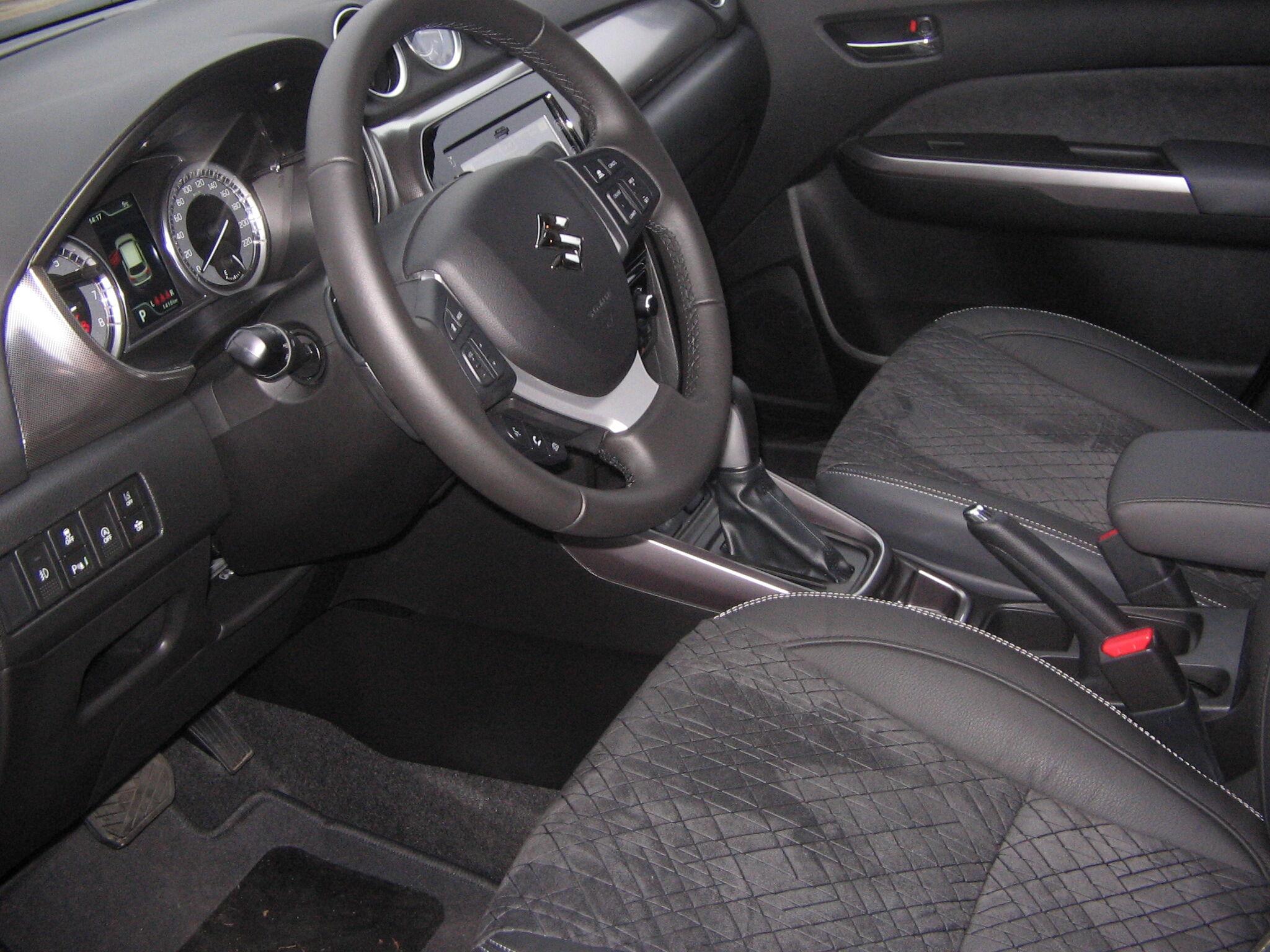 Suzuki Vitara GLX 8/8