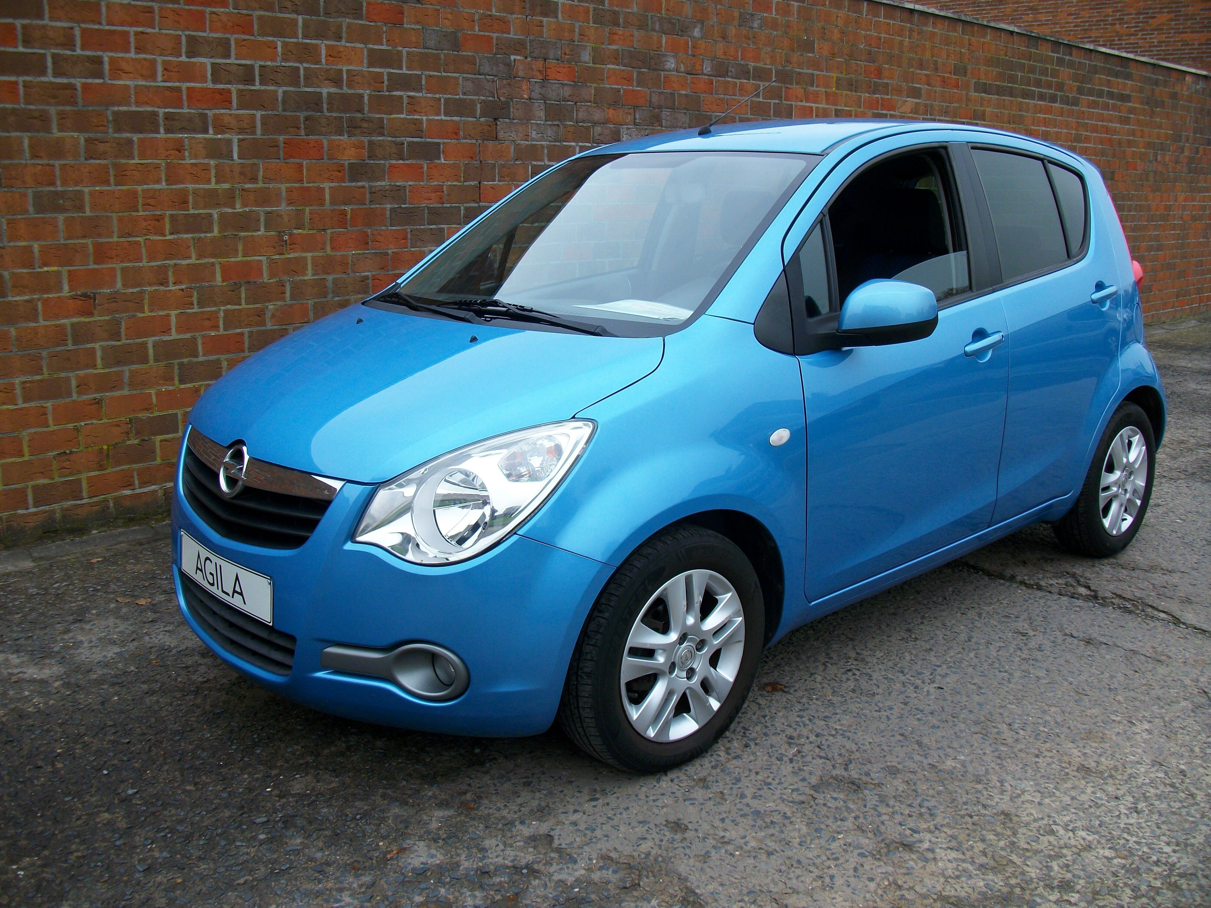 Opel Agila 1.2 Benz 1/9