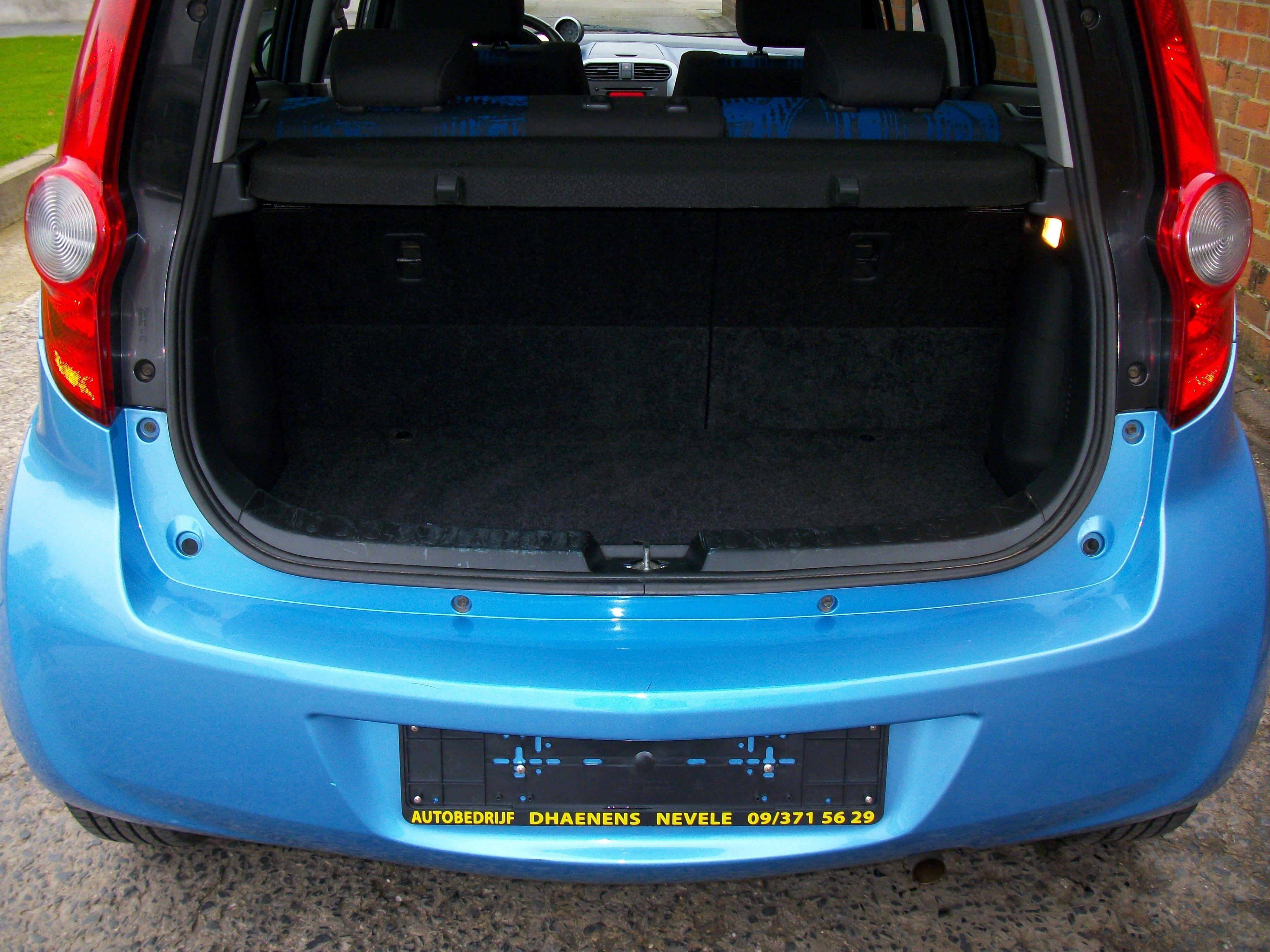 Opel Agila 1.2 Benz 6/9