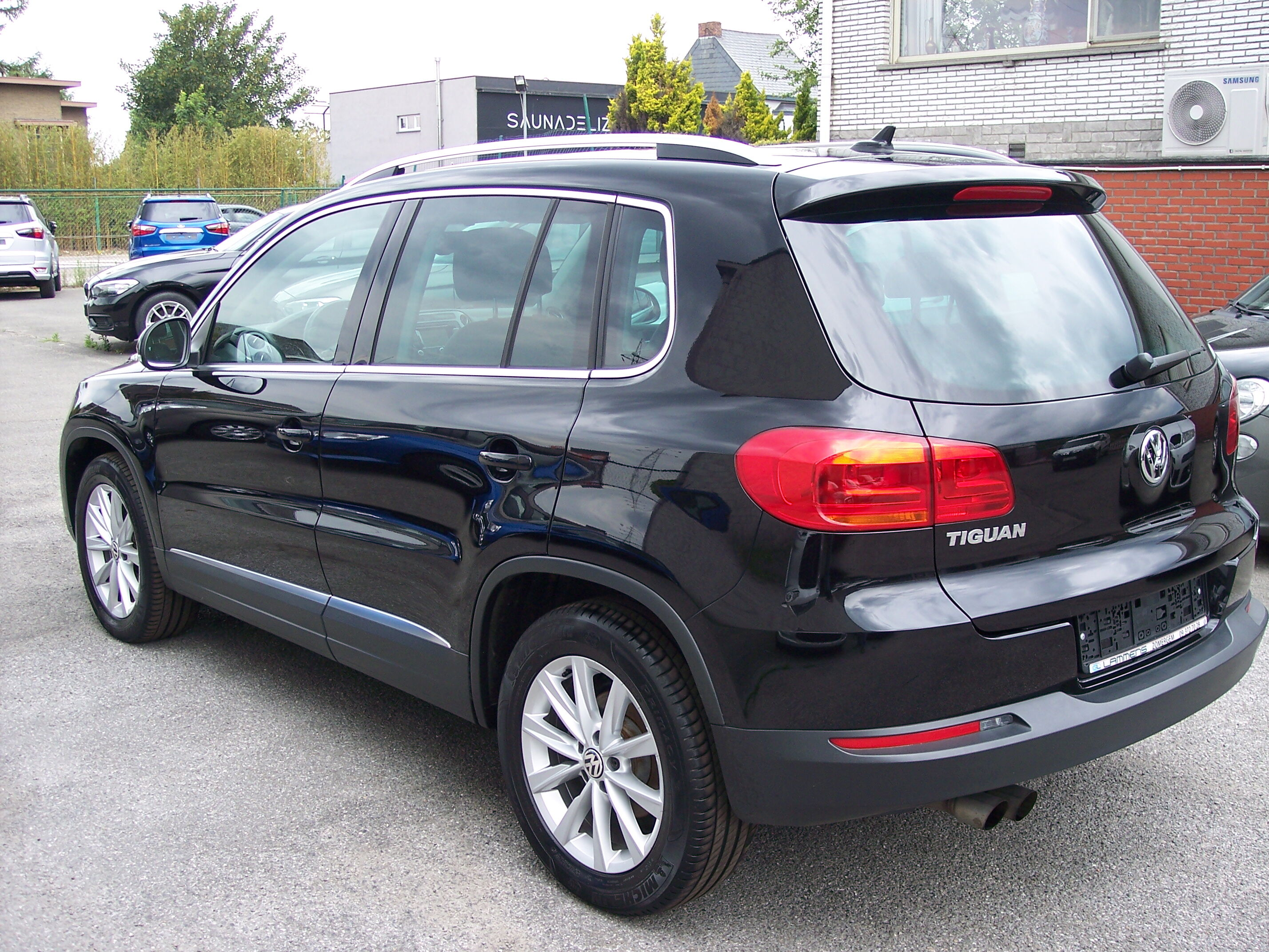 Volkswagen TIGUAN SUV BENZINE 5/15