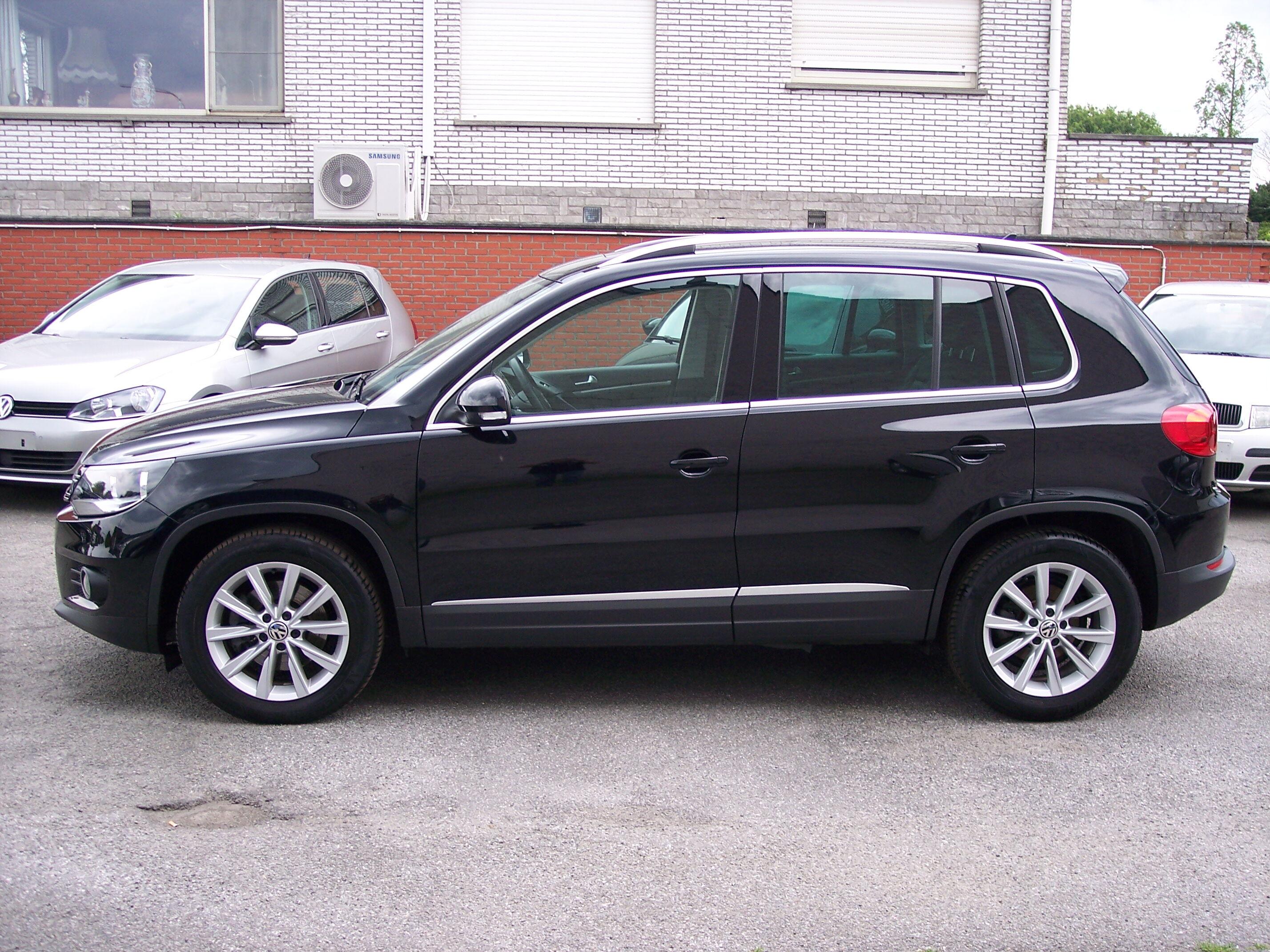 Volkswagen TIGUAN SUV BENZINE 3/15