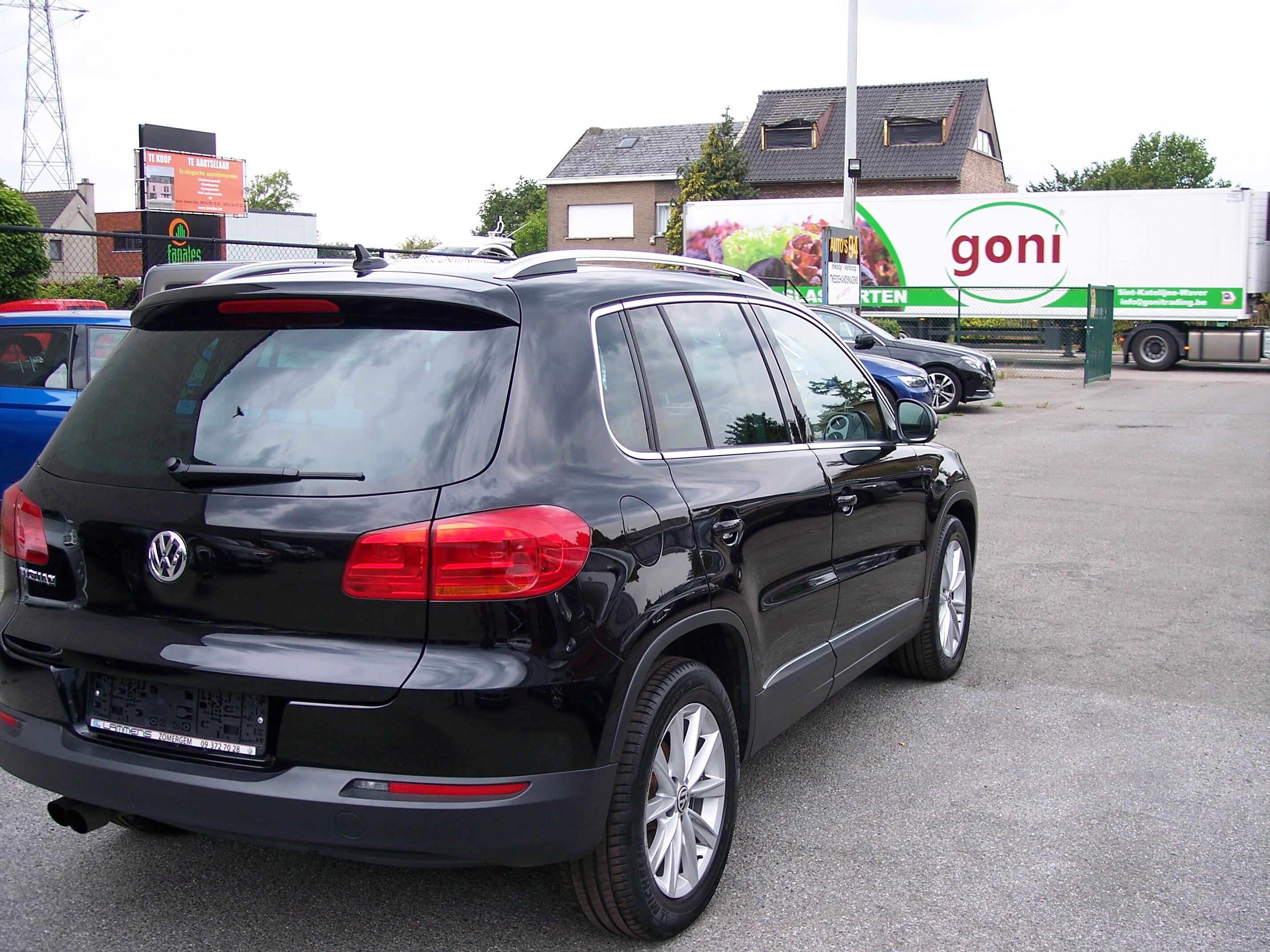 Volkswagen TIGUAN SUV BENZINE 4/15