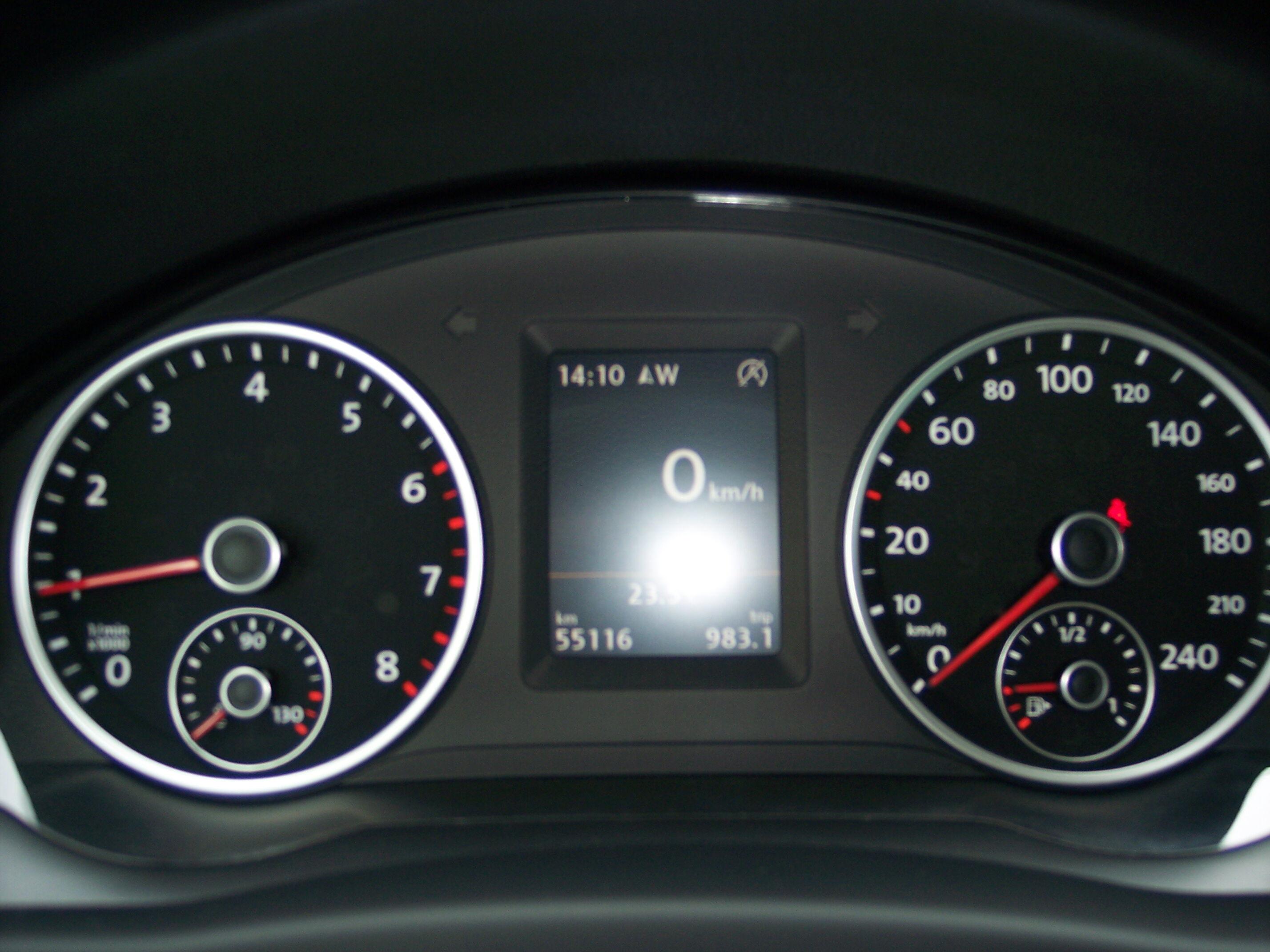 Volkswagen TIGUAN SUV BENZINE 7/15