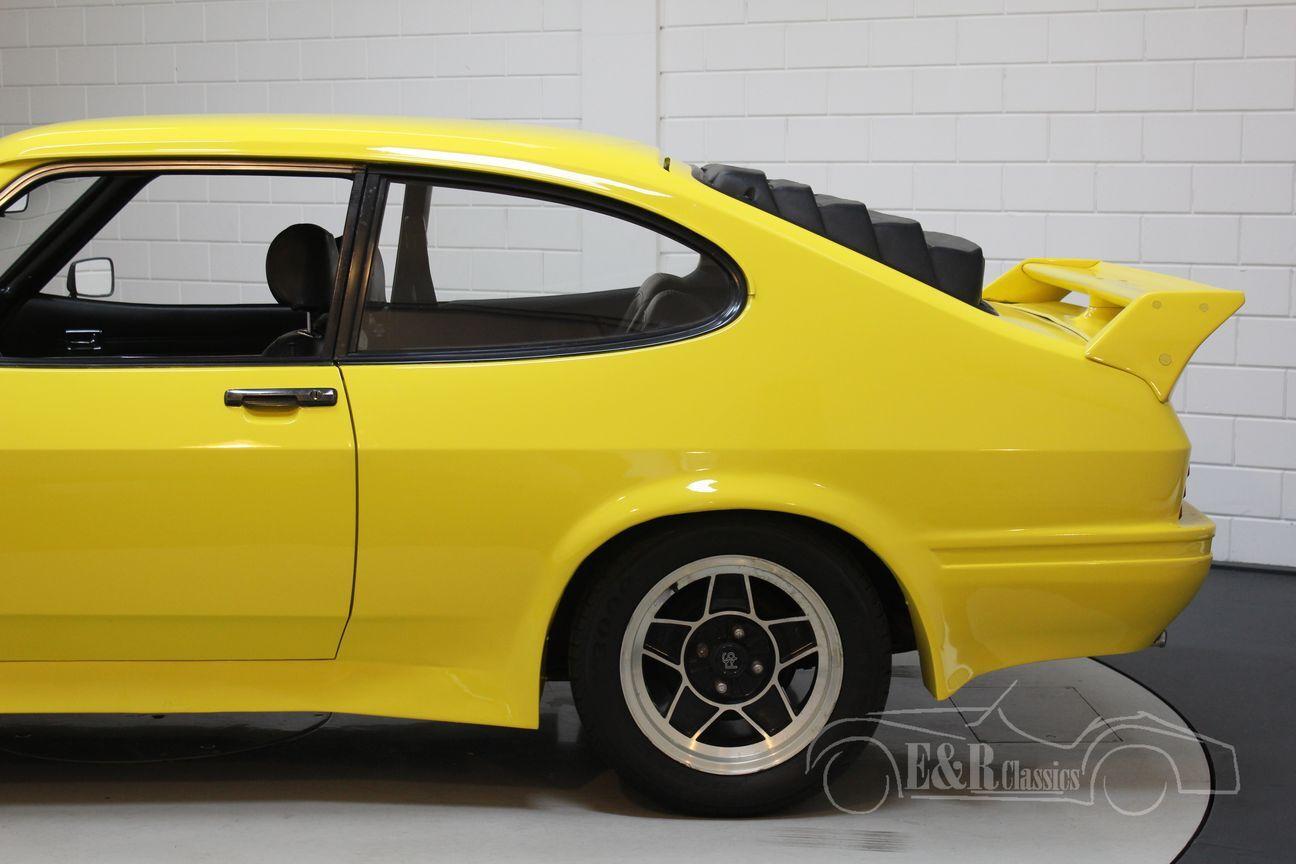 Ford Capri Ford Capri Mk2 2000 S V6 1977 Chiquita 9/30