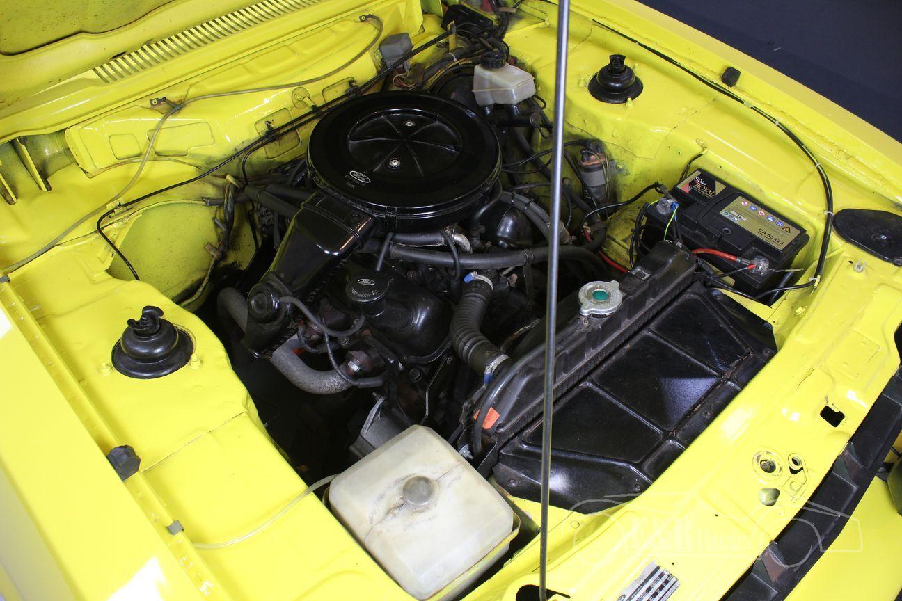 Ford Capri Ford Capri Mk2 2000 S V6 1977 Chiquita 4/30
