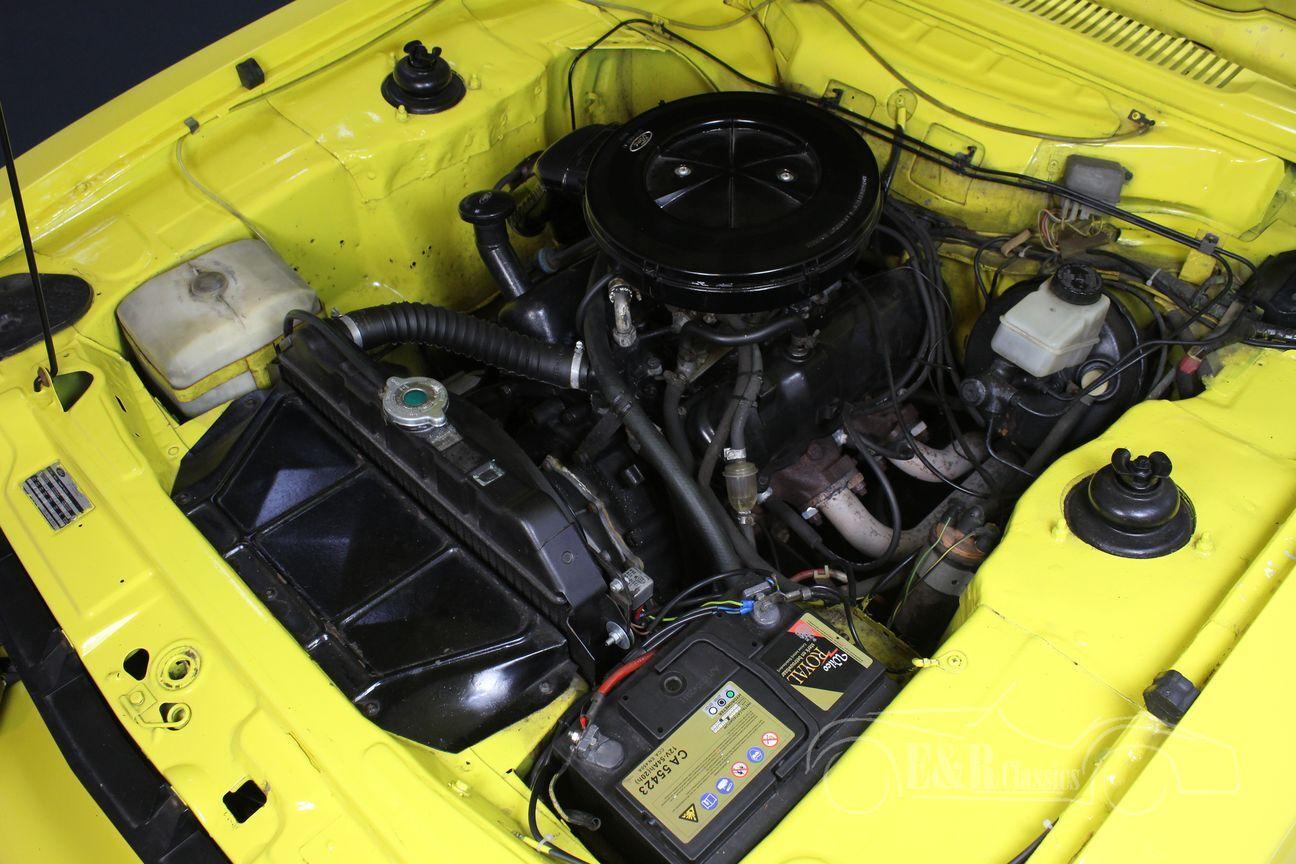 Ford Capri Ford Capri Mk2 2000 S V6 1977 Chiquita 30/30
