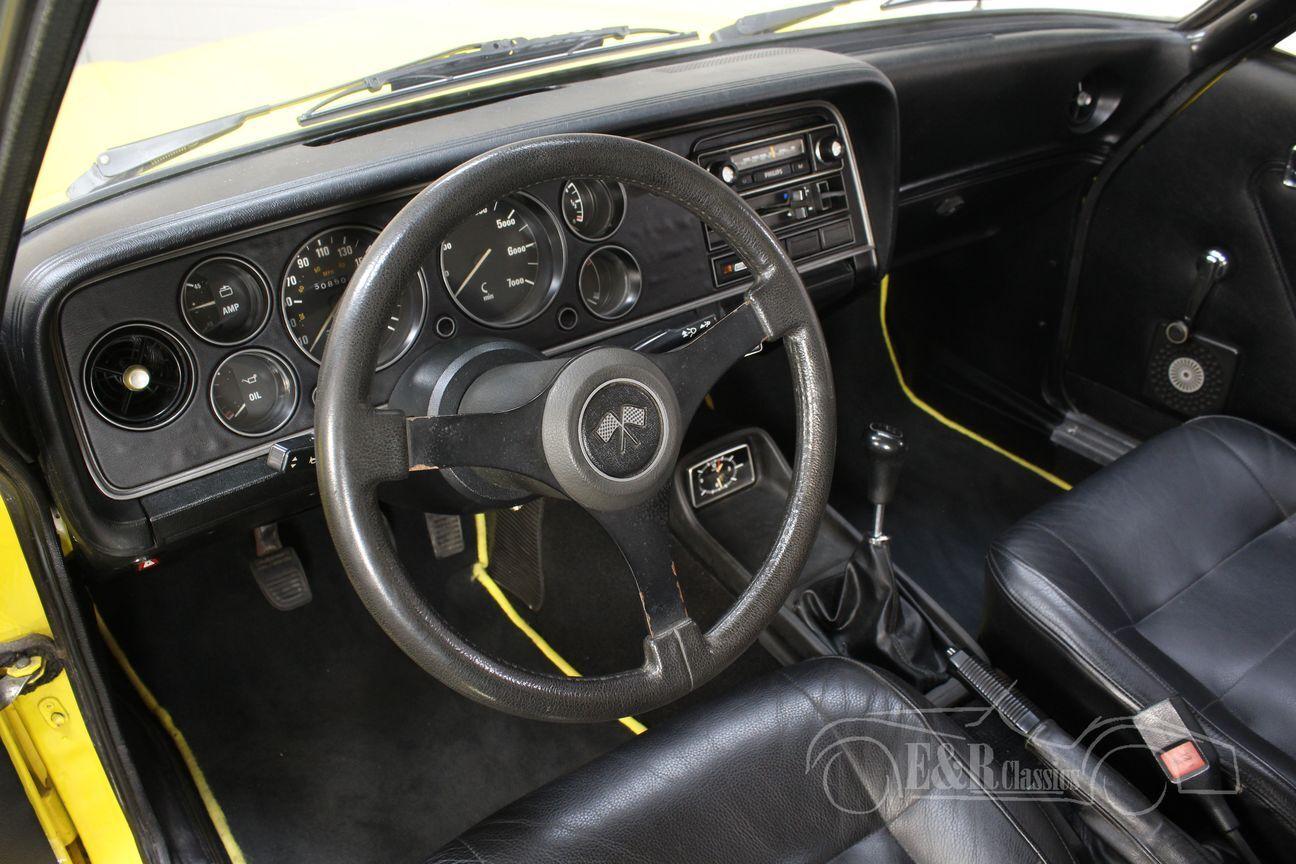 Ford Capri Ford Capri Mk2 2000 S V6 1977 Chiquita 20/30