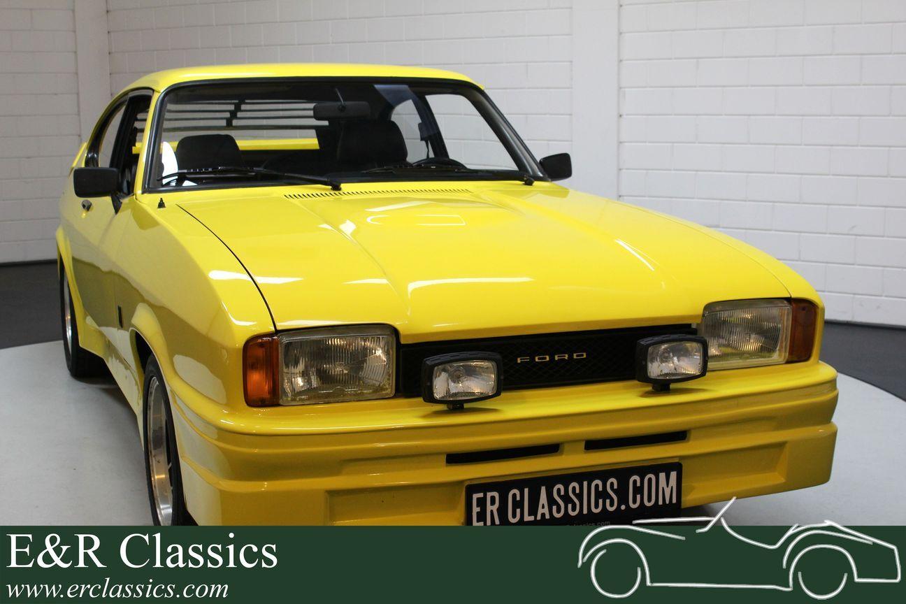 Ford Capri Ford Capri Mk2 2000 S V6 1977 Chiquita 1/30