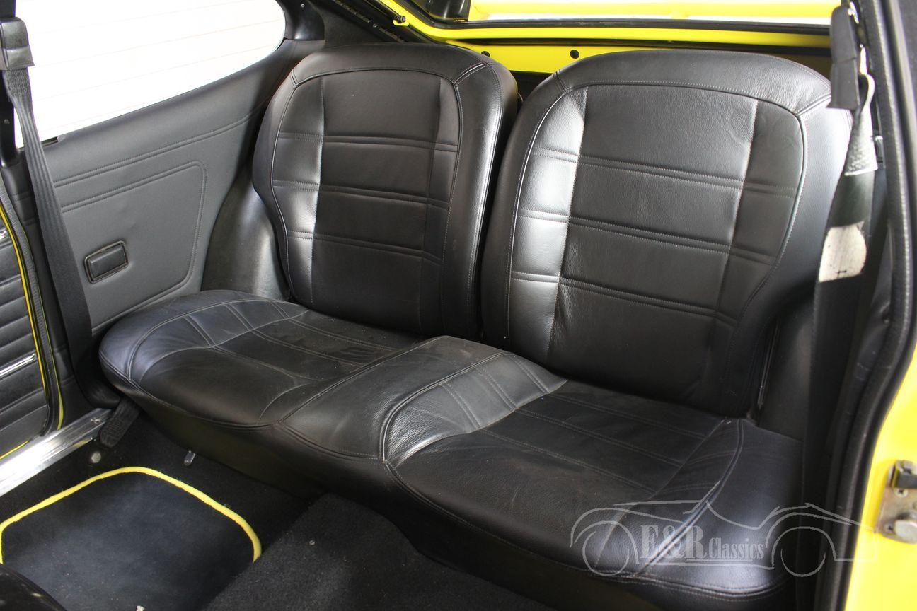 Ford Capri Ford Capri Mk2 2000 S V6 1977 Chiquita 22/30