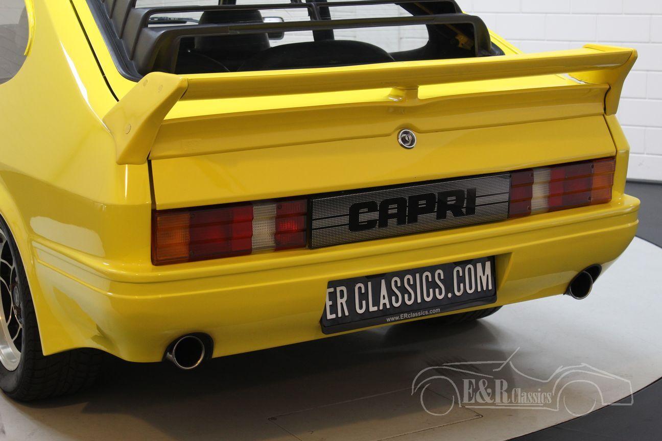 Ford Capri Ford Capri Mk2 2000 S V6 1977 Chiquita 12/30