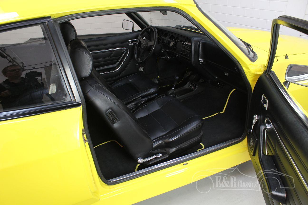 Ford Capri Ford Capri Mk2 2000 S V6 1977 Chiquita 23/30