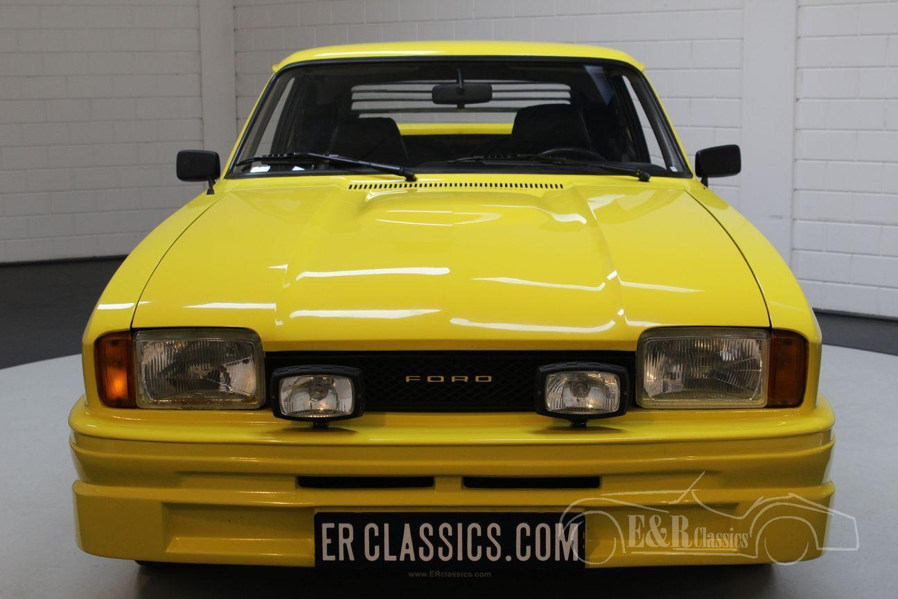 Ford Capri Ford Capri Mk2 2000 S V6 1977 Chiquita 5/30