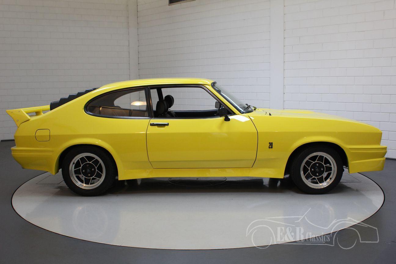 Ford Capri Ford Capri Mk2 2000 S V6 1977 Chiquita 15/30