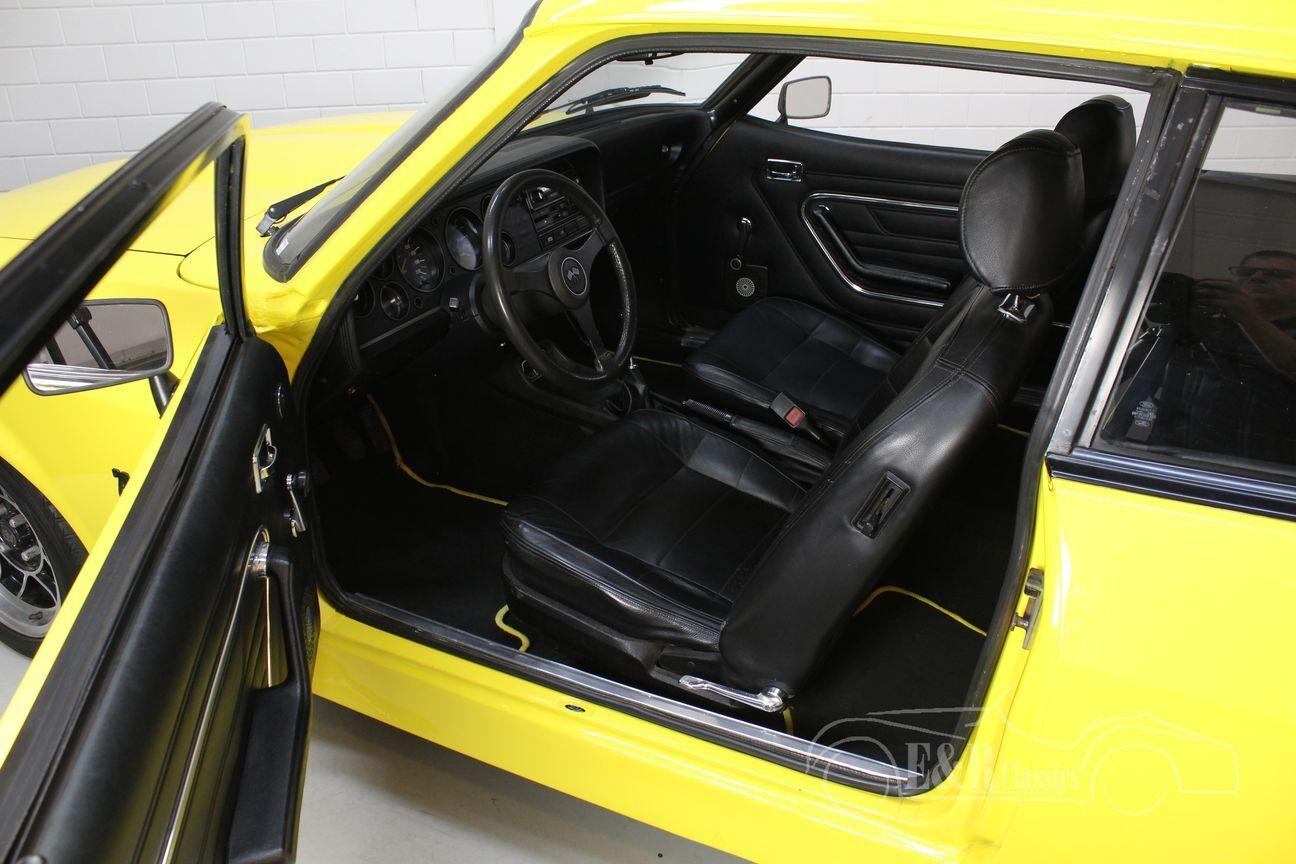 Ford Capri Ford Capri Mk2 2000 S V6 1977 Chiquita 19/30