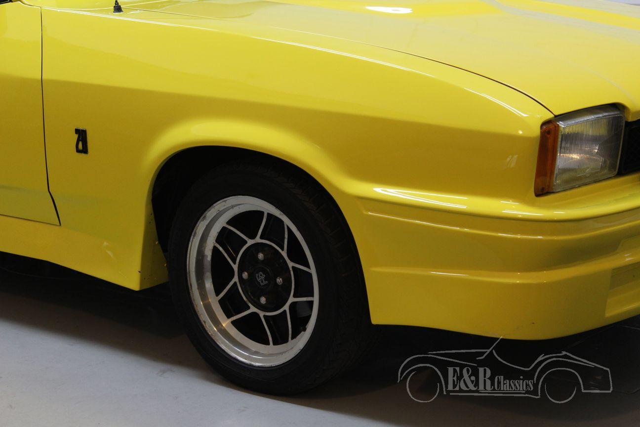 Ford Capri Ford Capri Mk2 2000 S V6 1977 Chiquita 18/30