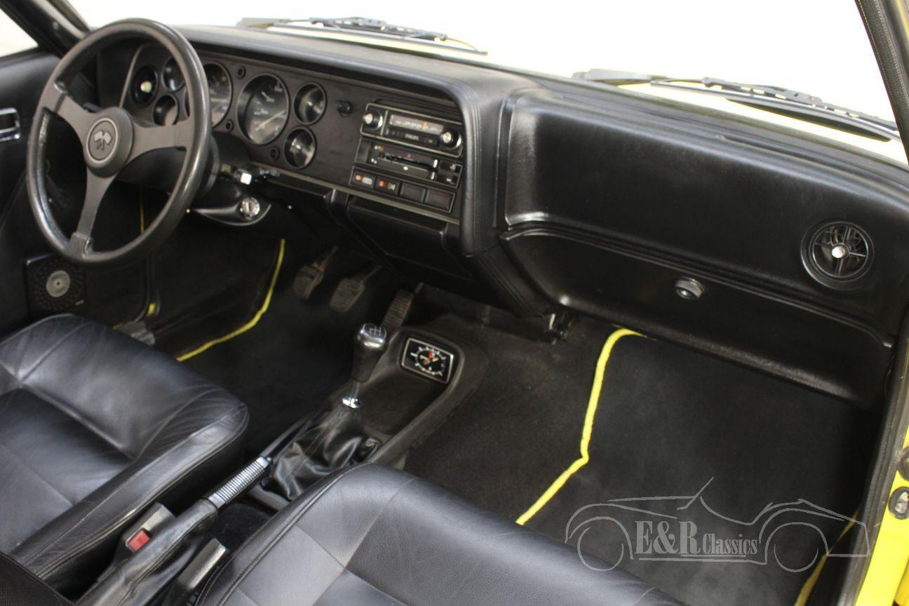 Ford Capri Ford Capri Mk2 2000 S V6 1977 Chiquita 24/30