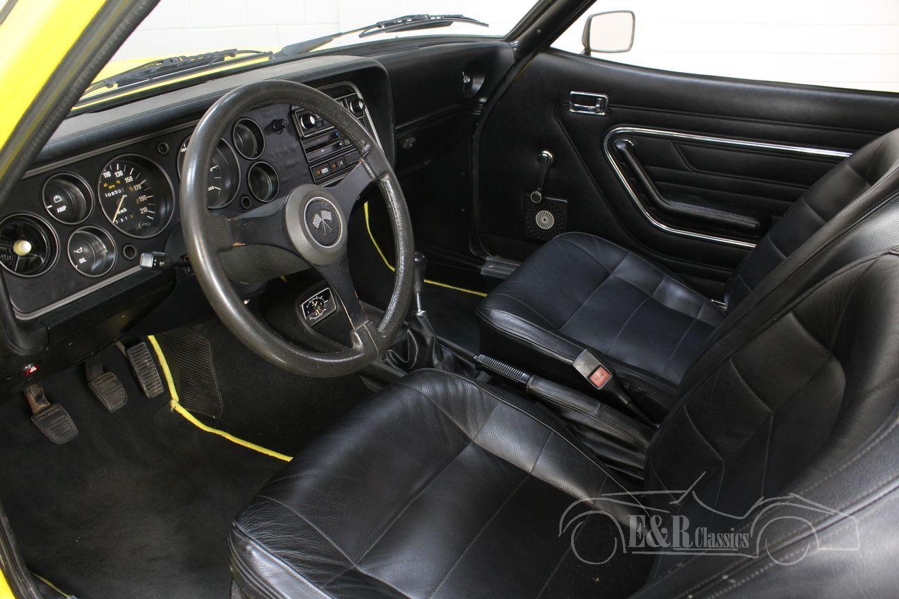 Ford Capri Ford Capri Mk2 2000 S V6 1977 Chiquita 3/30
