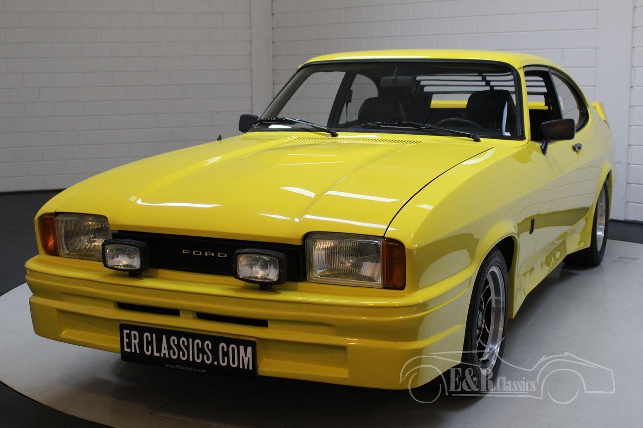 Ford Capri Ford Capri Mk2 2000 S V6 1977 Chiquita 6/30