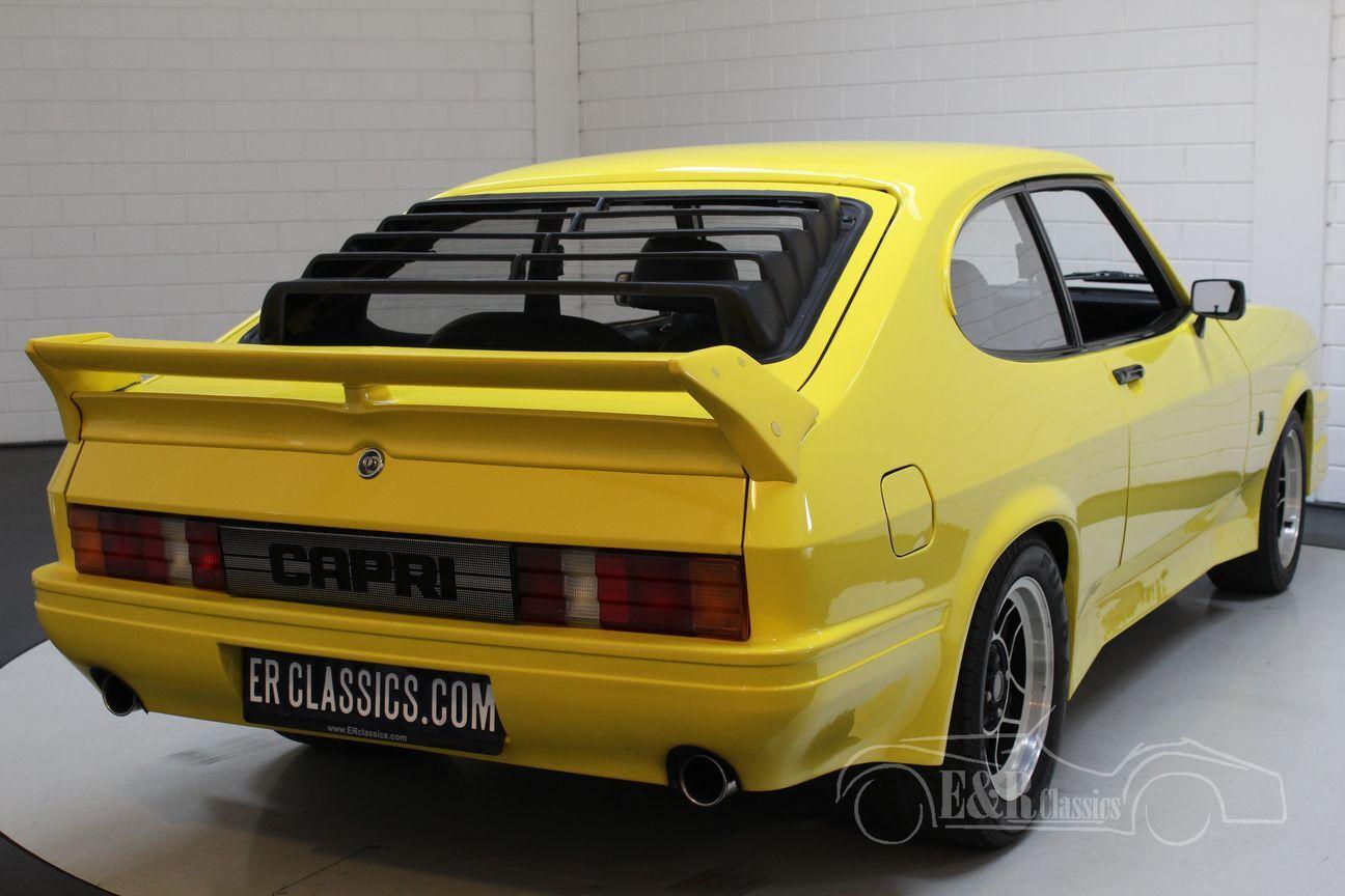 Ford Capri Ford Capri Mk2 2000 S V6 1977 Chiquita 14/30