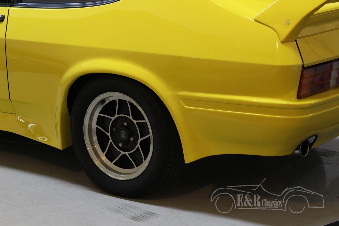 Ford Capri Ford Capri Mk2 2000 S V6 1977 Chiquita 10/30