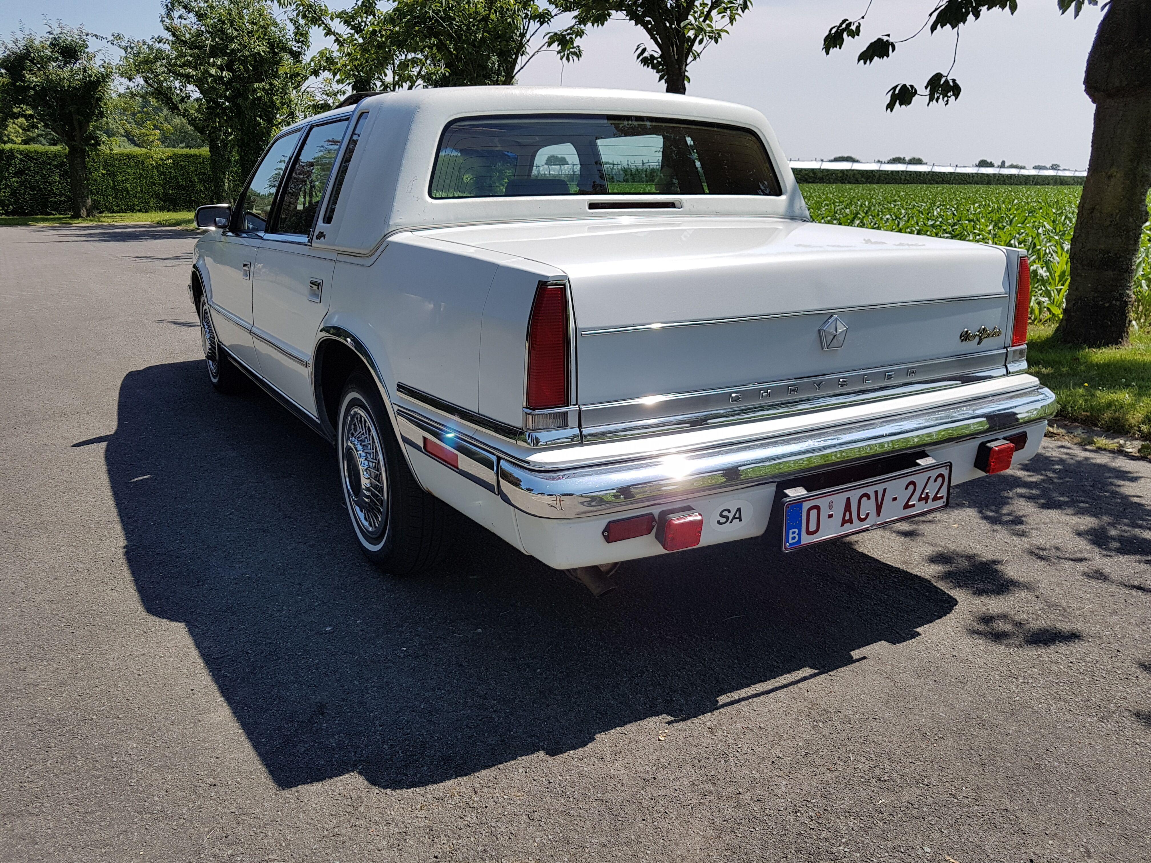 Chrysler New Yorker 3/11