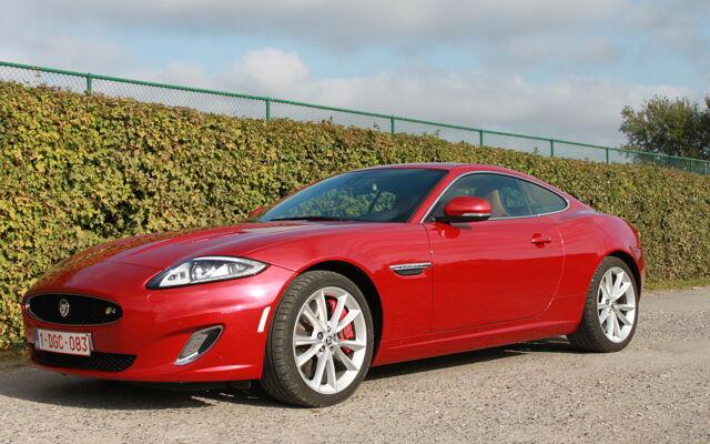 Jaguar XKR COUPE - 2011 5.0i V8 S/C