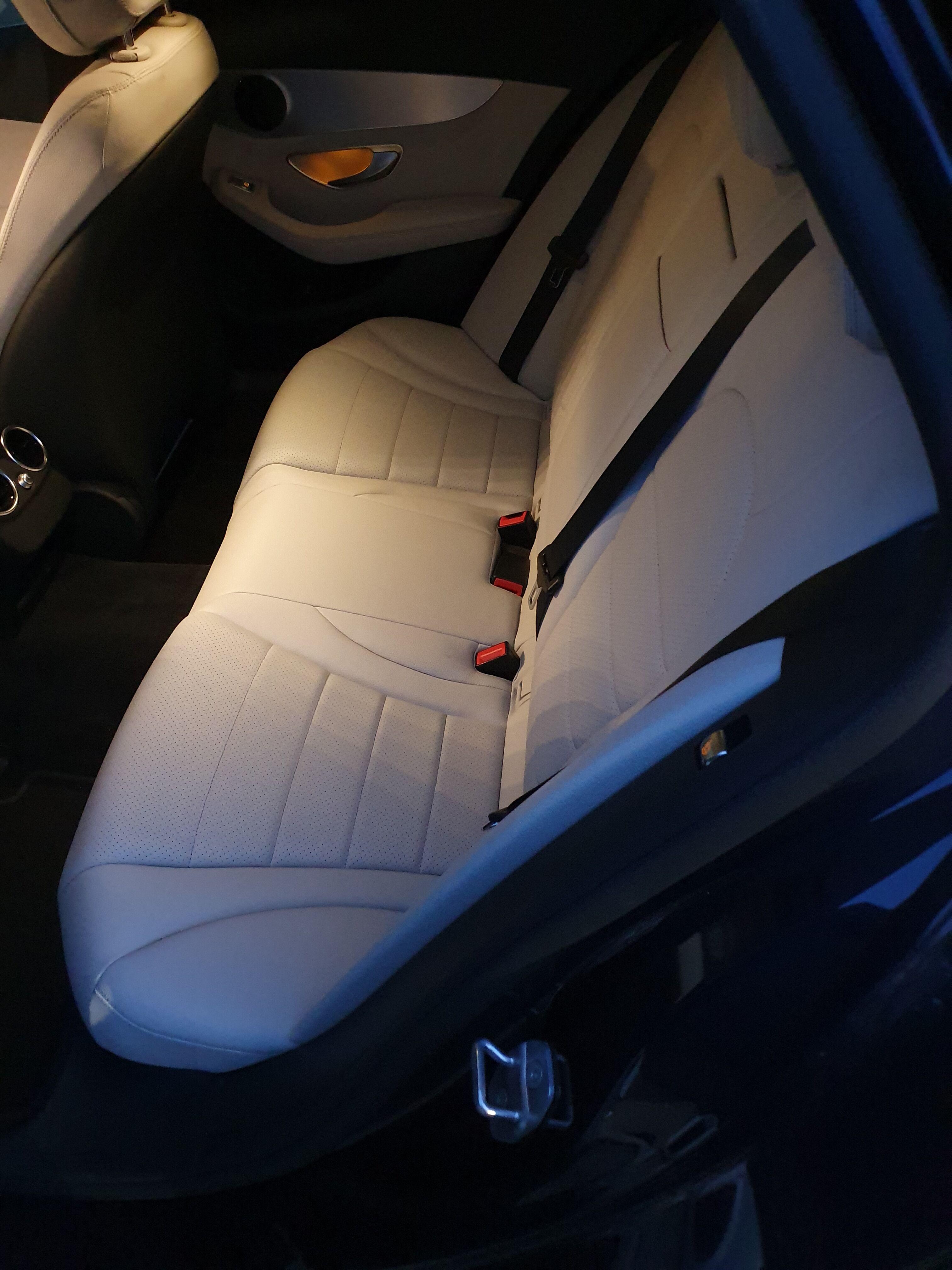Mercedes CLASSE C BREAK DIESEL W205 5/9
