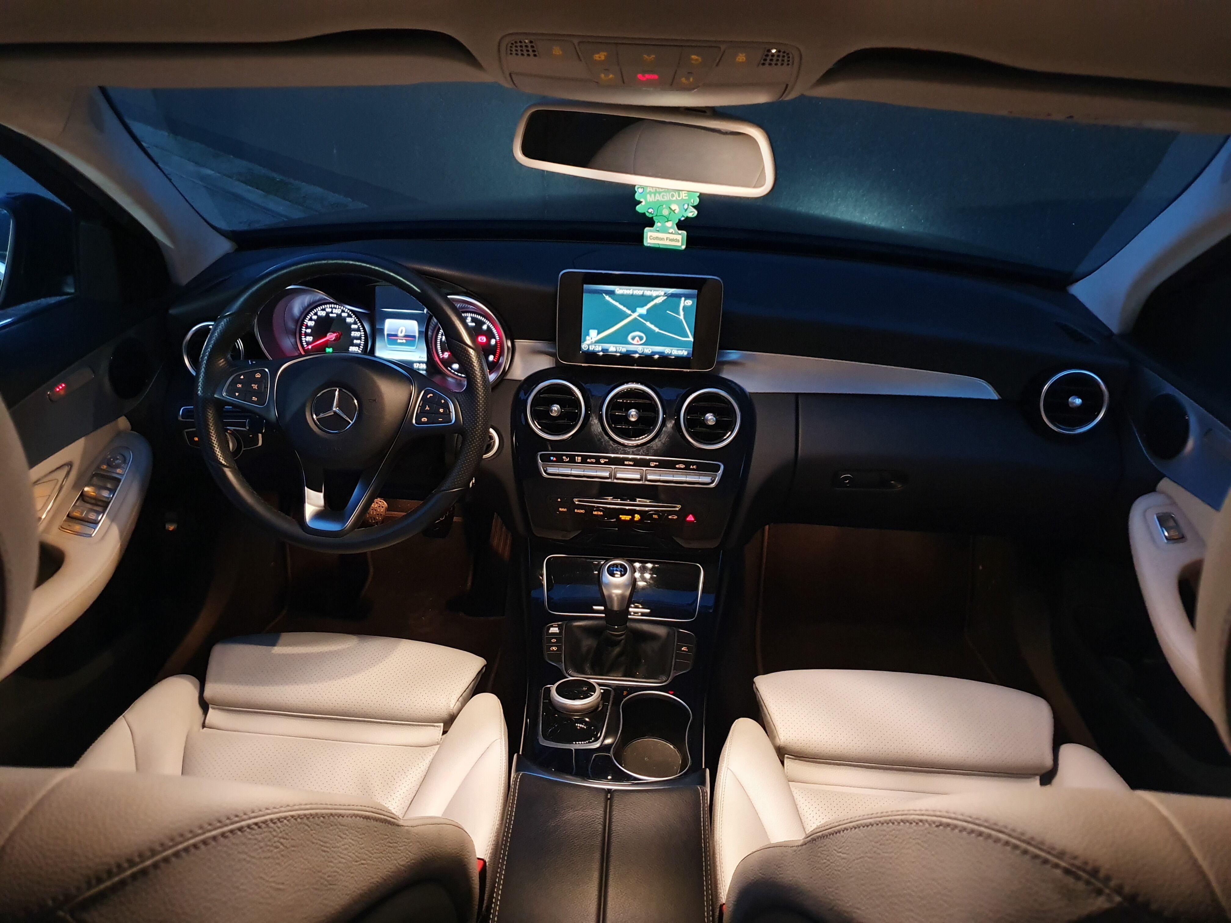 Mercedes CLASSE C BREAK DIESEL W205 4/9