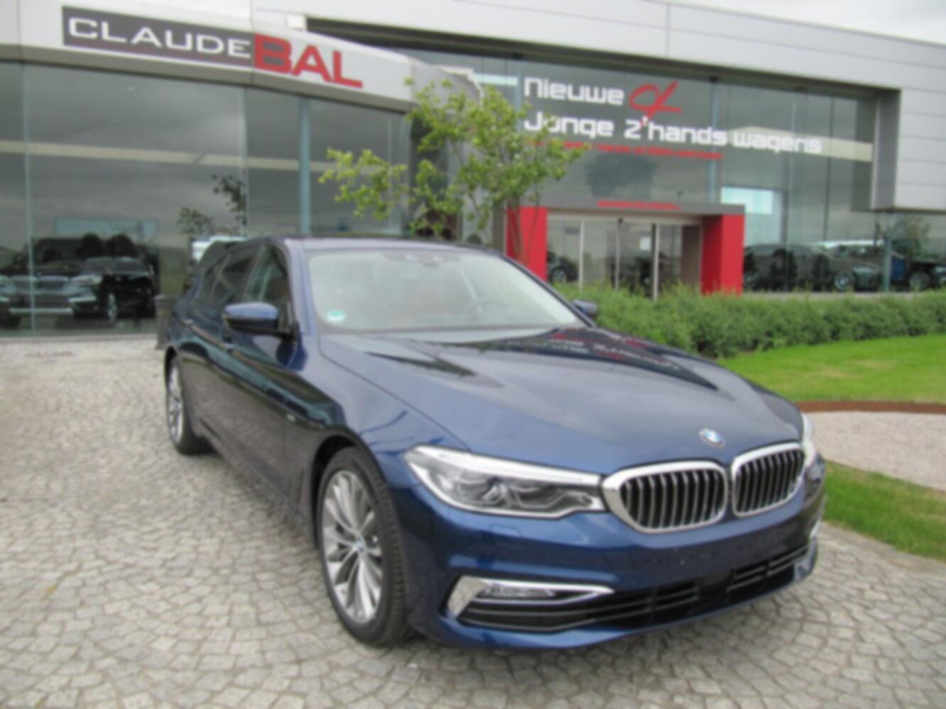 BMW 5 Reeks 540iA G30 Berline Luxury Line Full Option