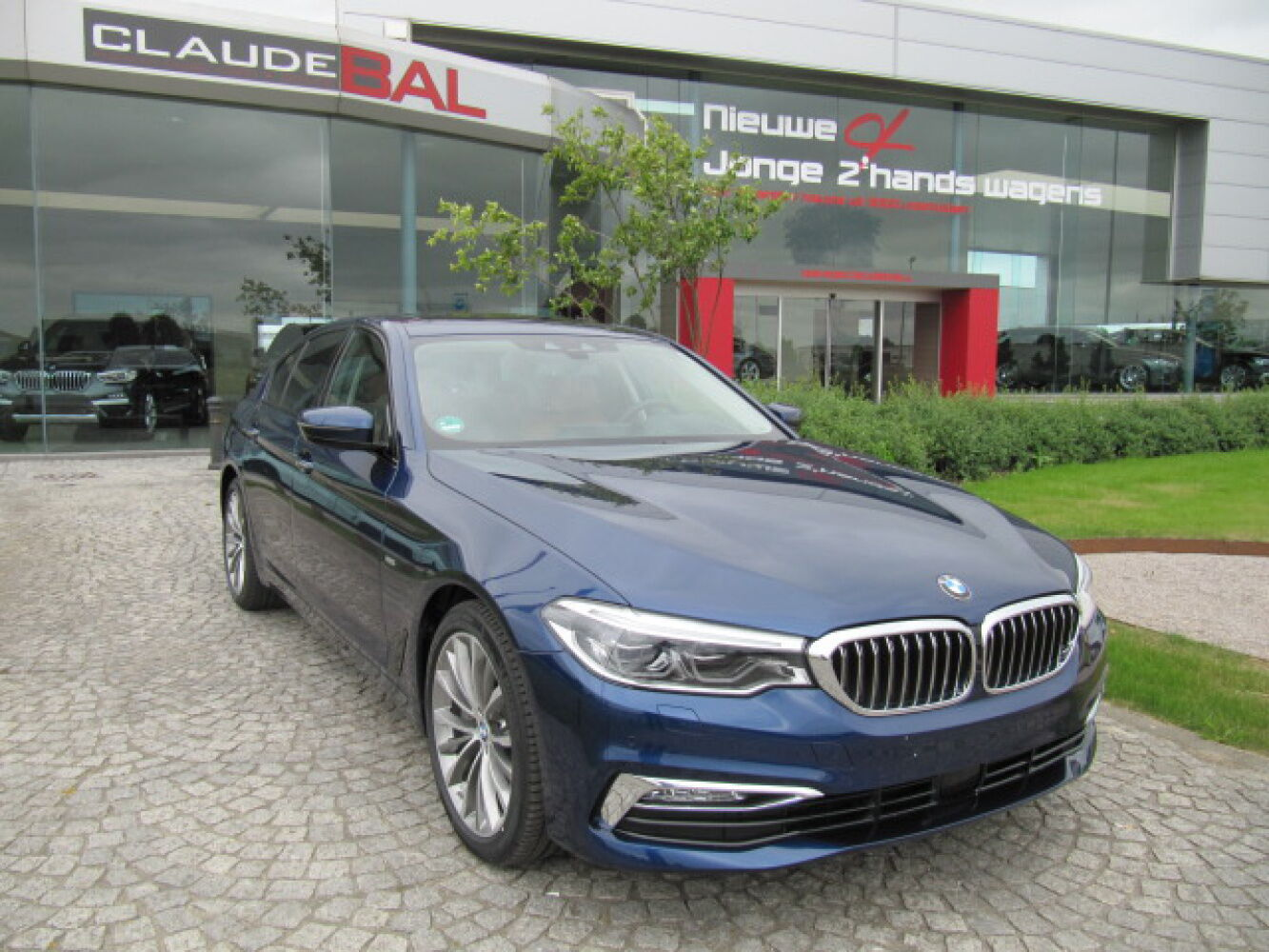 BMW 5 Reeks 540iA G30 Berline Luxury Line Full Option 1/27