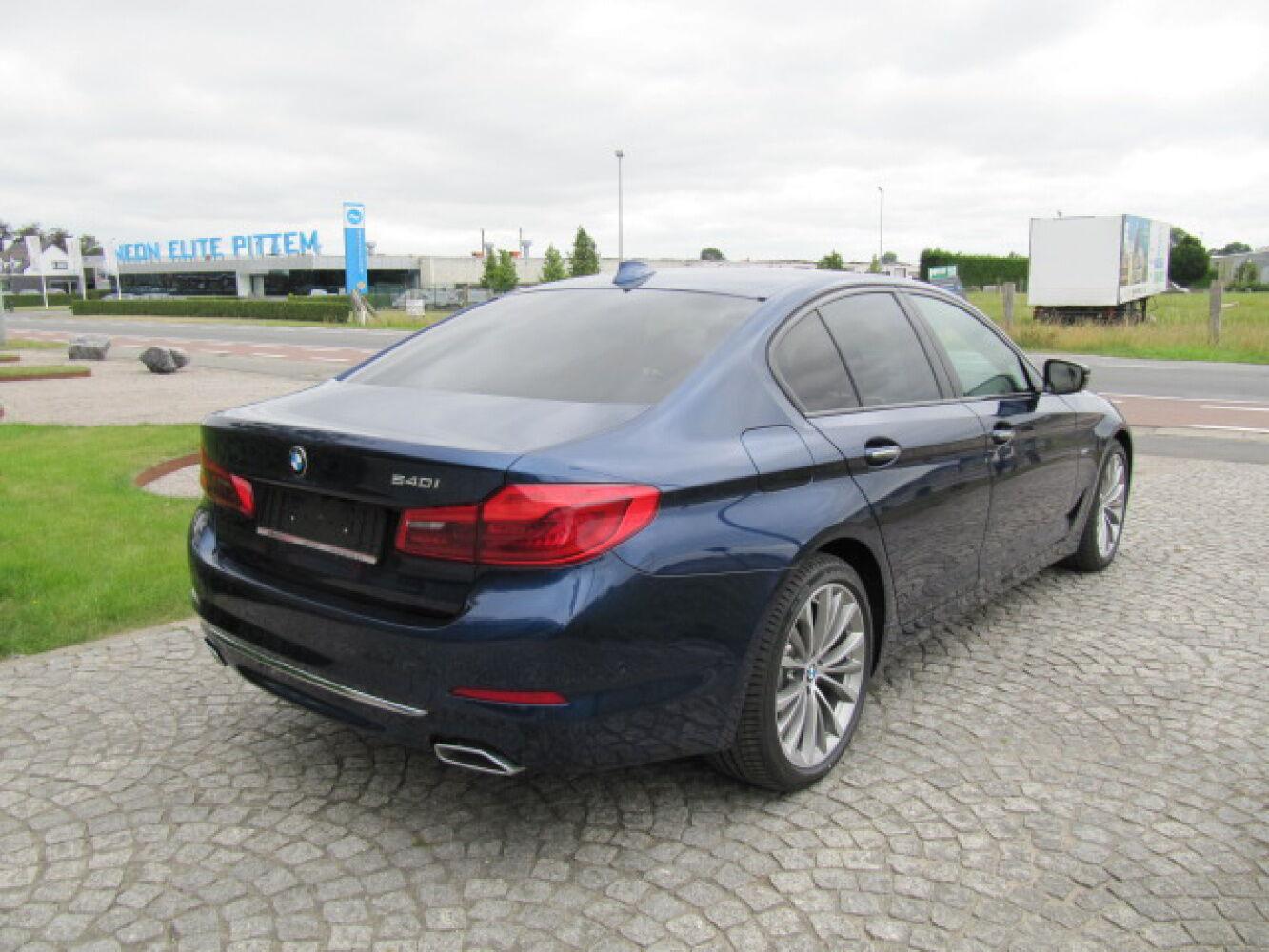 BMW 5 Reeks 540iA G30 Berline Luxury Line Full Option 3/27