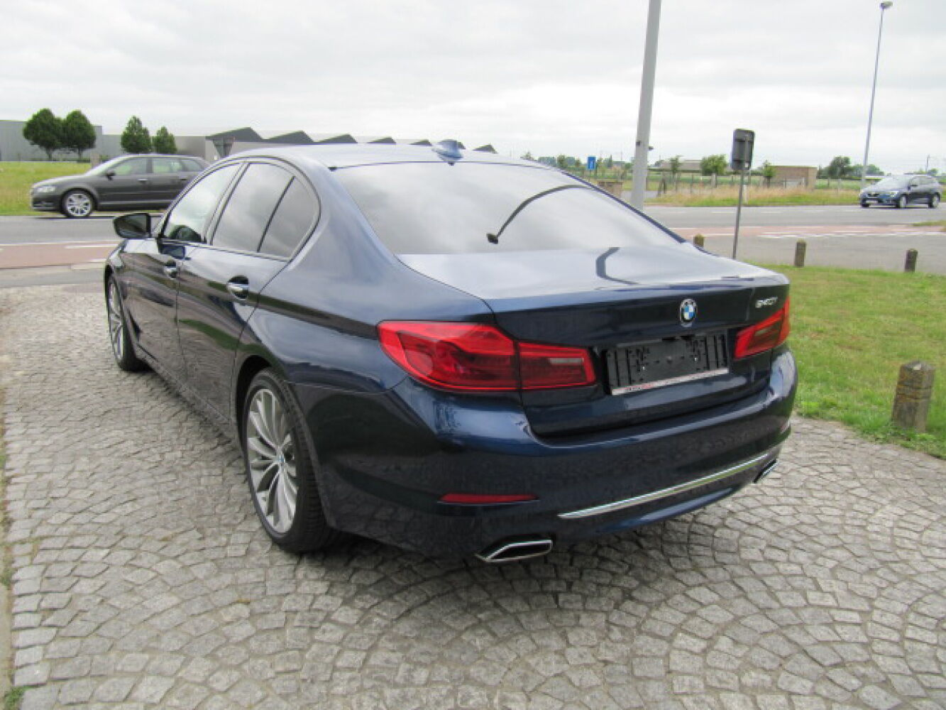 BMW 5 Reeks 540iA G30 Berline Luxury Line Full Option 4/27