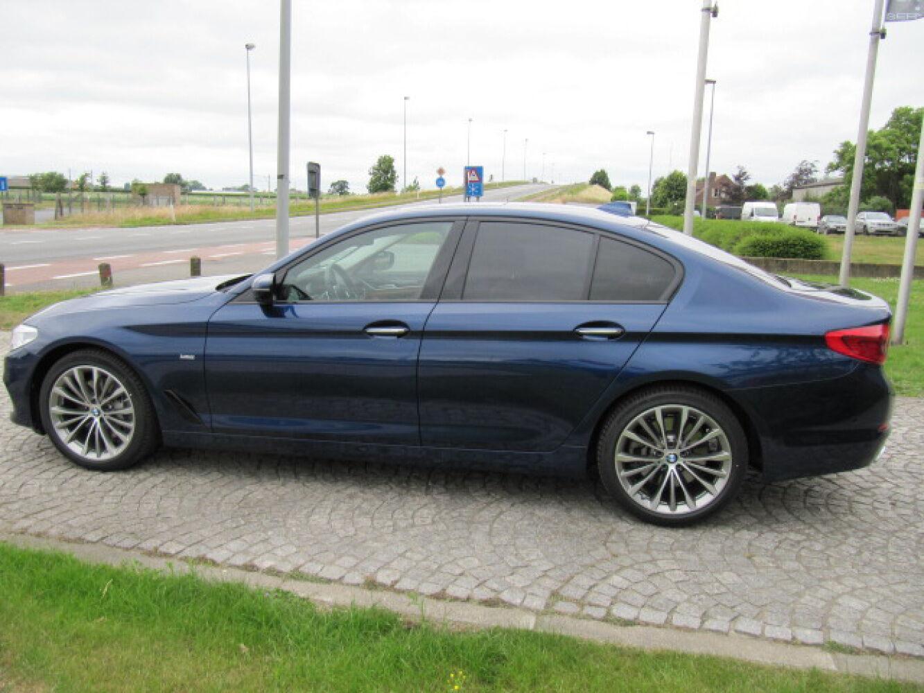 BMW 5 Reeks 540iA G30 Berline Luxury Line Full Option 5/27