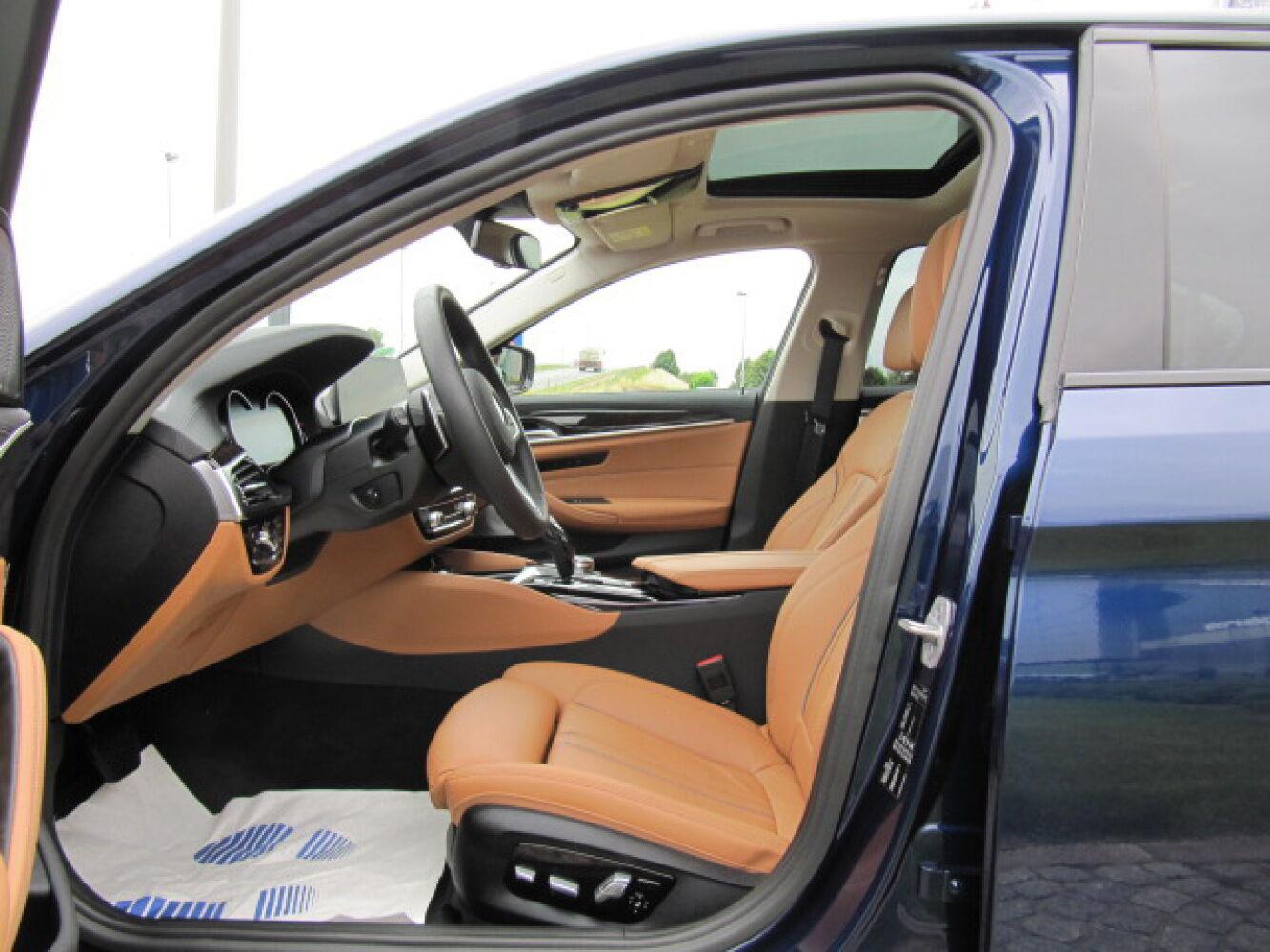 BMW 5 Reeks 540iA G30 Berline Luxury Line Full Option 8/27