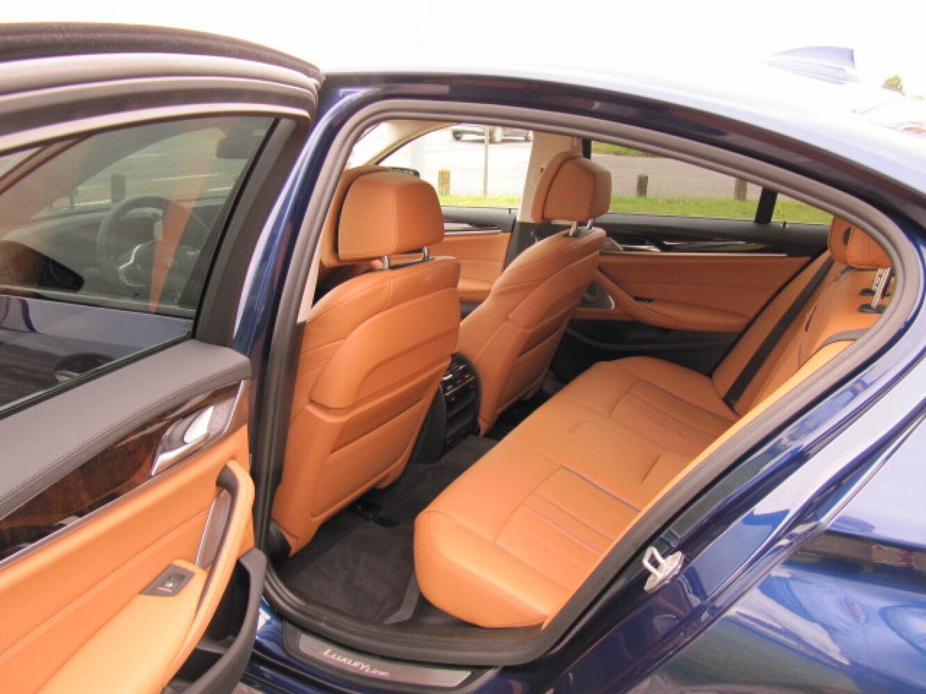 BMW 5 Reeks 540iA G30 Berline Luxury Line Full Option 9/27