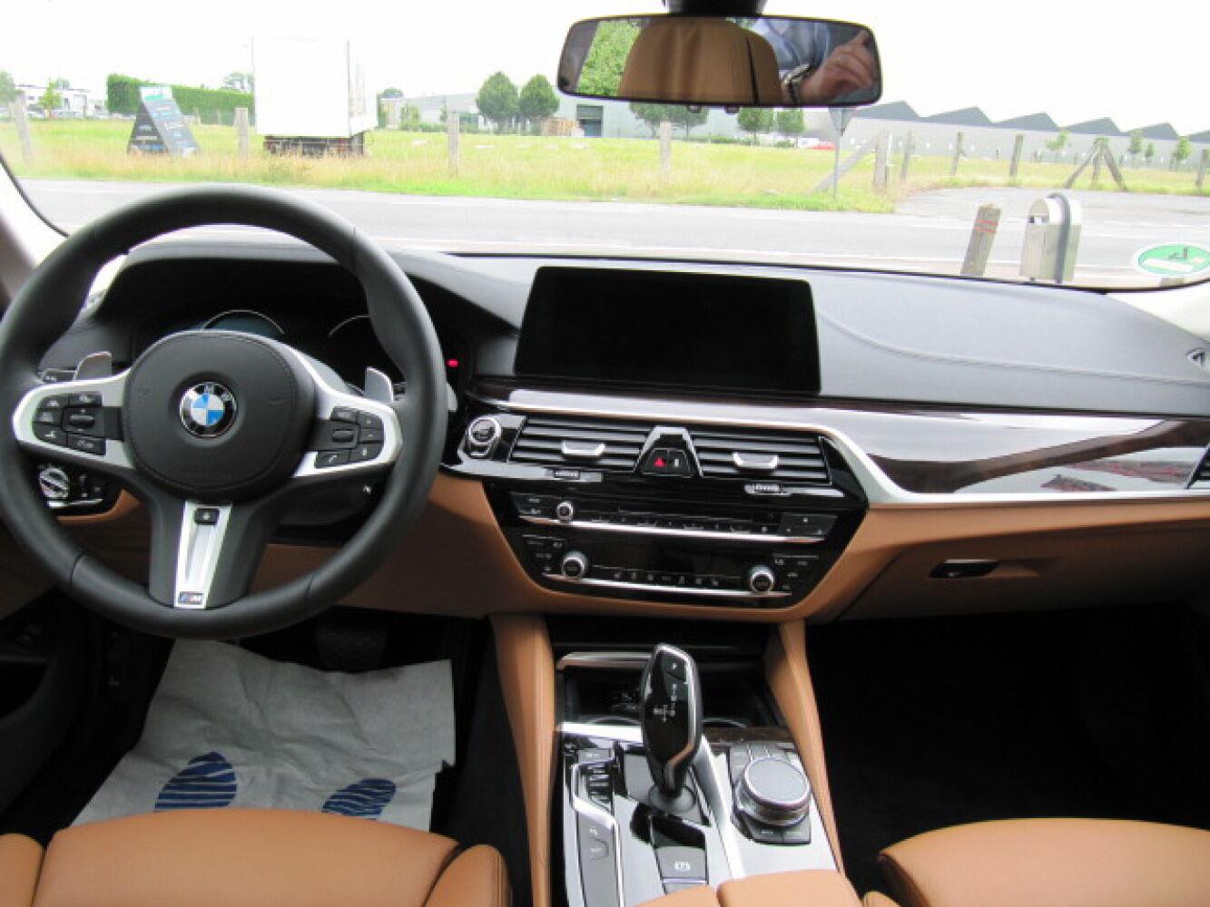 BMW 5 Reeks 540iA G30 Berline Luxury Line Full Option 10/27