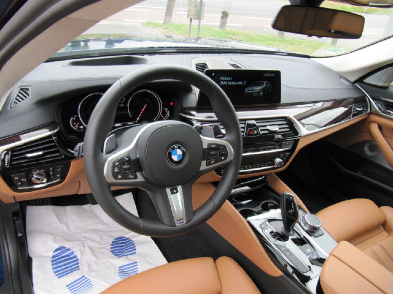 BMW 5 Reeks 540iA G30 Berline Luxury Line Full Option 12/27