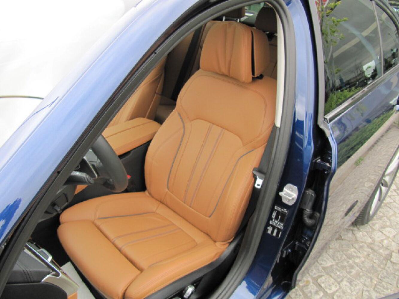 BMW 5 Reeks 540iA G30 Berline Luxury Line Full Option 13/27