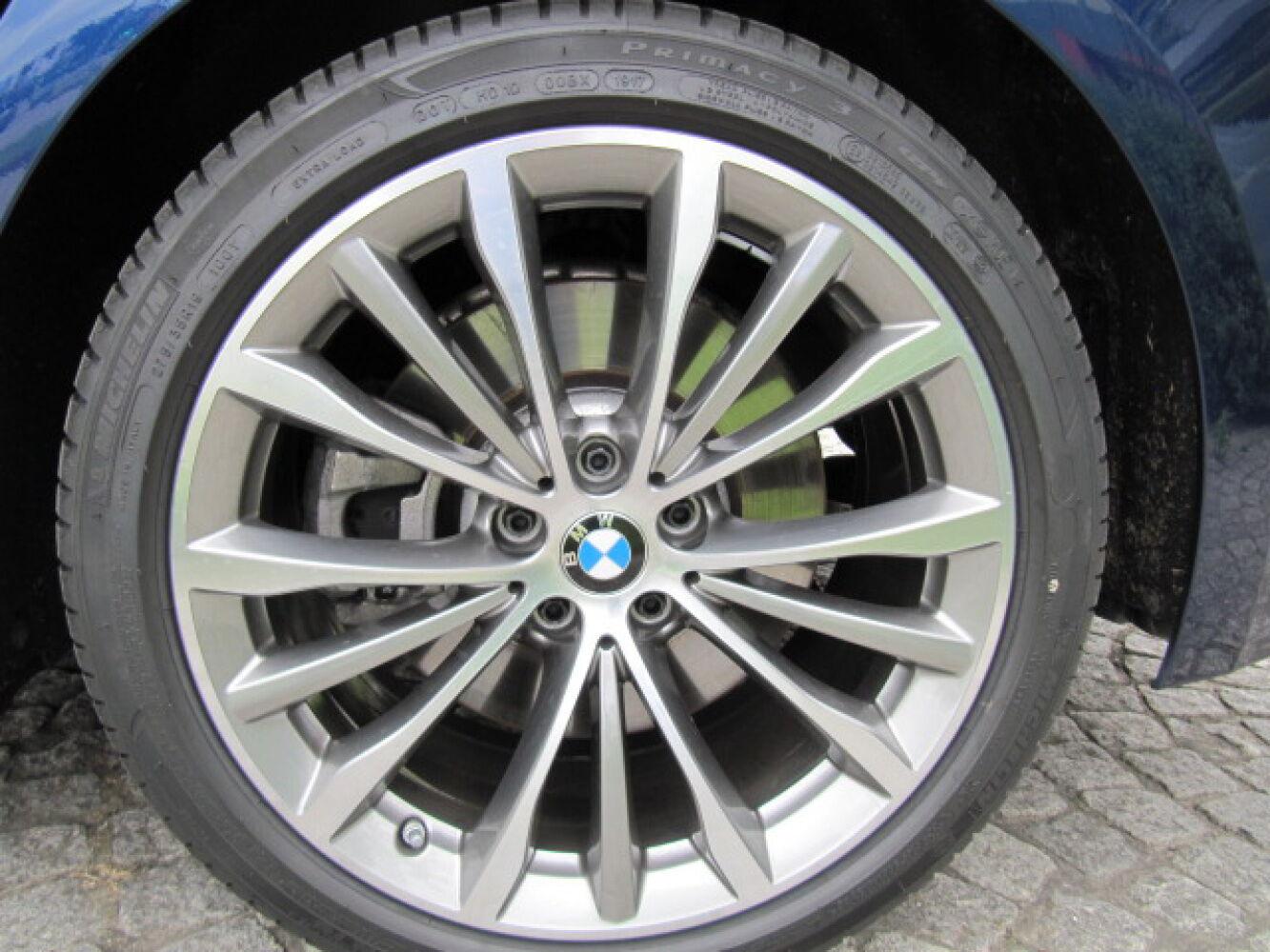 BMW 5 Reeks 540iA G30 Berline Luxury Line Full Option 14/27