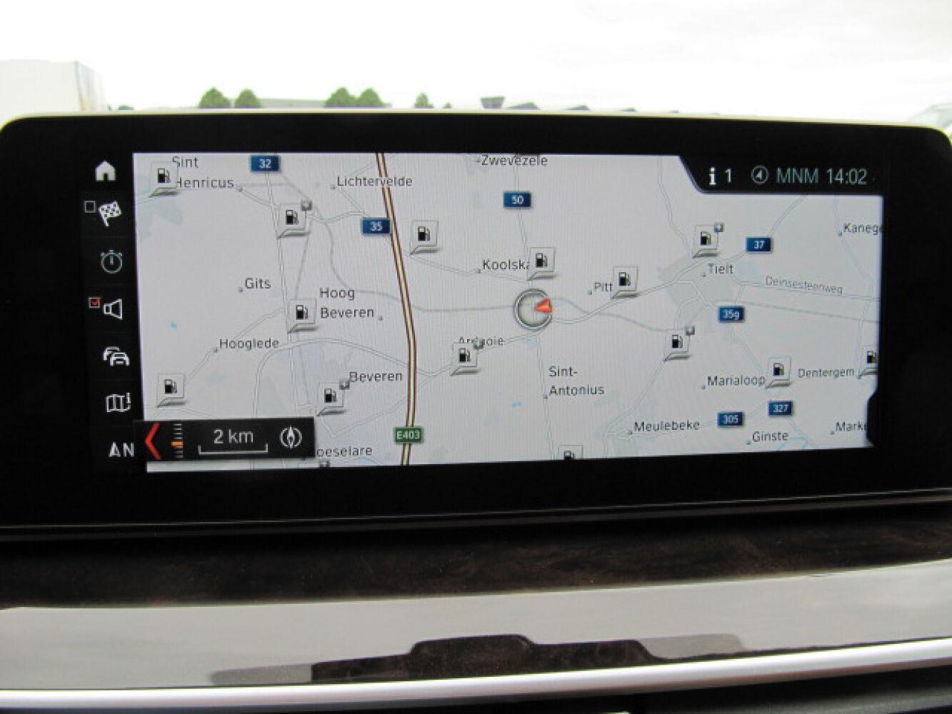 BMW 5 Reeks 540iA G30 Berline Luxury Line Full Option 18/27