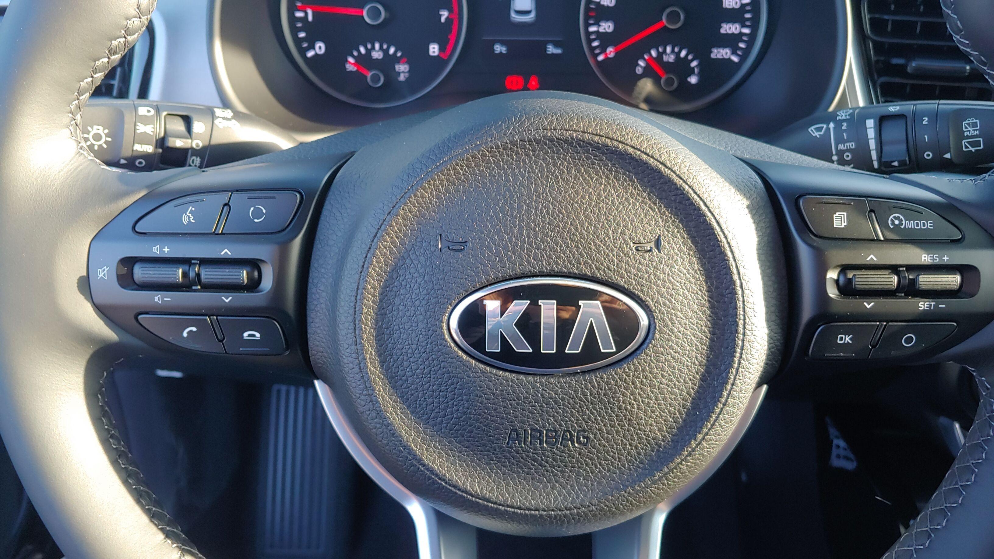 Kia Stonic 1.0 T Sense ISG / Leder /GPS / Camera | 7 jaar garantie 4/13