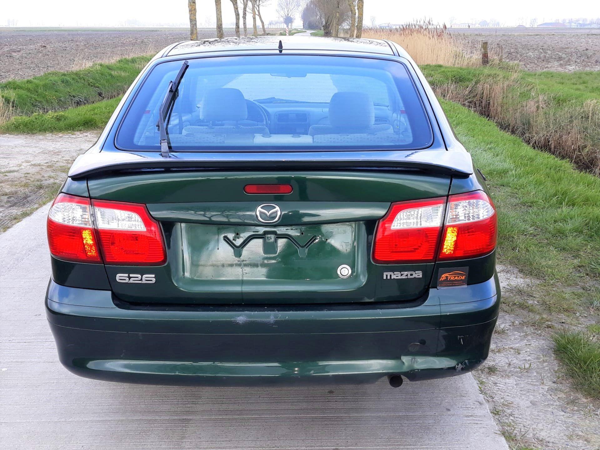 Mazda 626 1.8 6/15