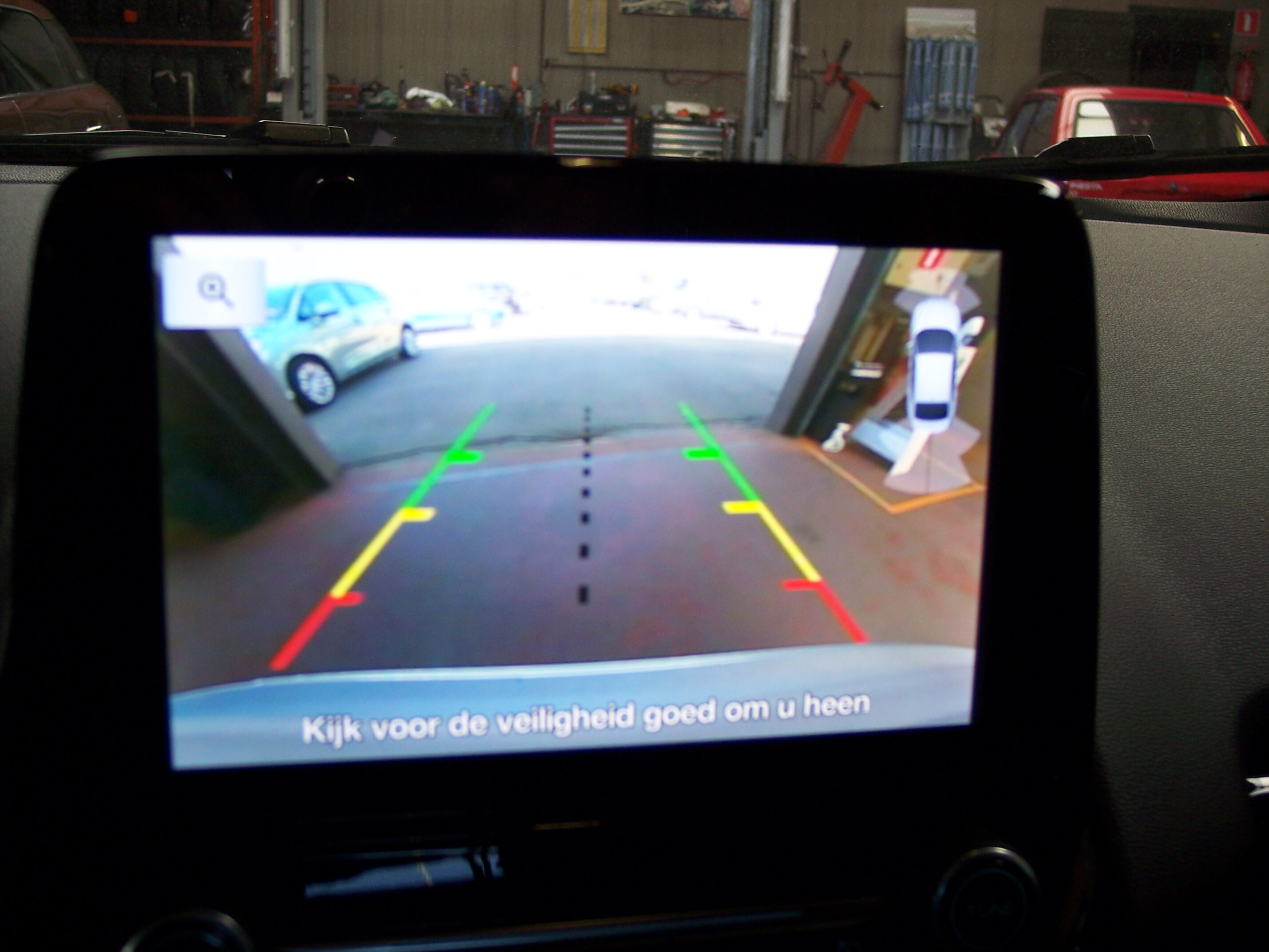 Ford EcoSport ST LINE 7/12