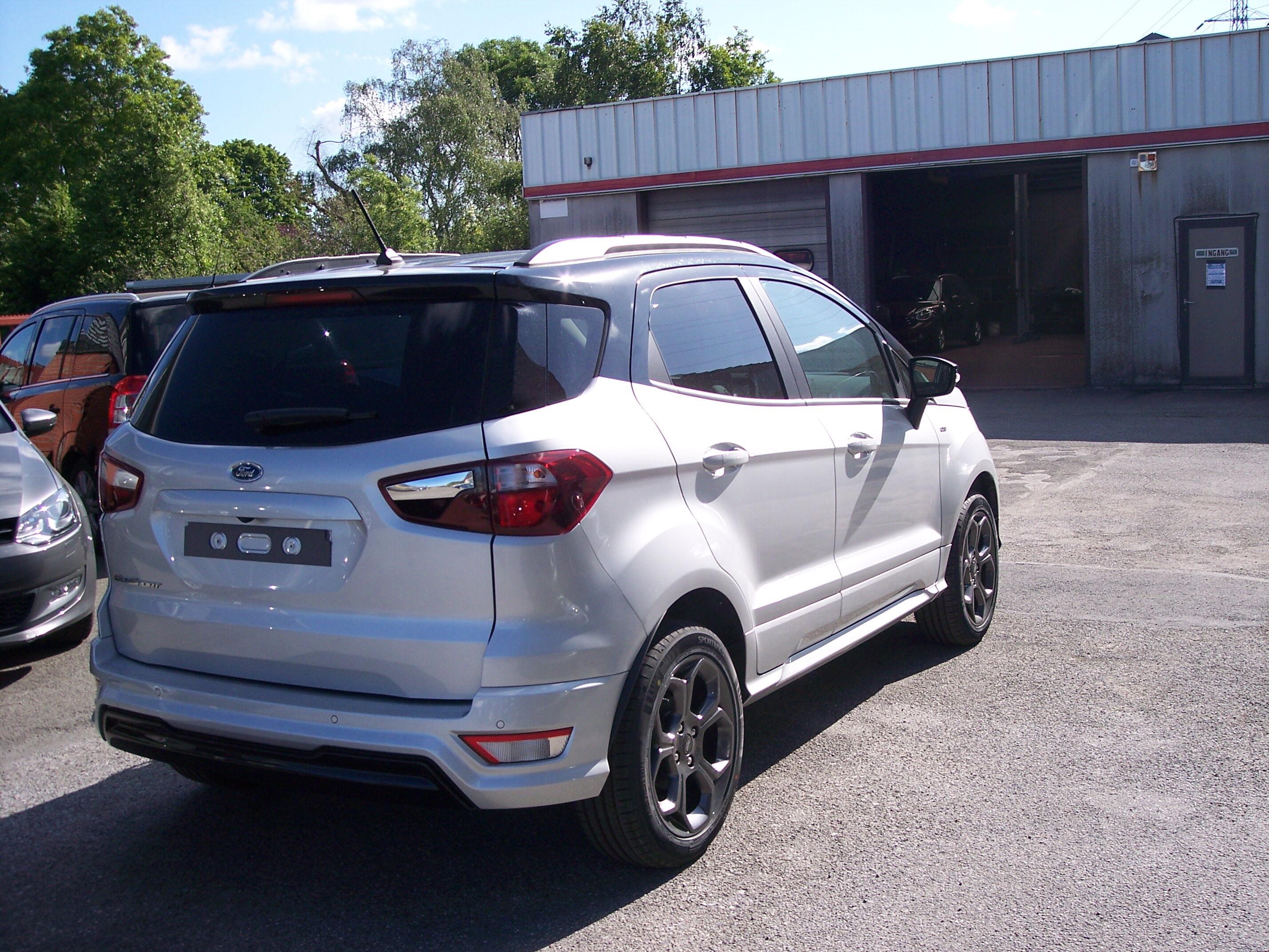 Ford EcoSport ST LINE 4/12